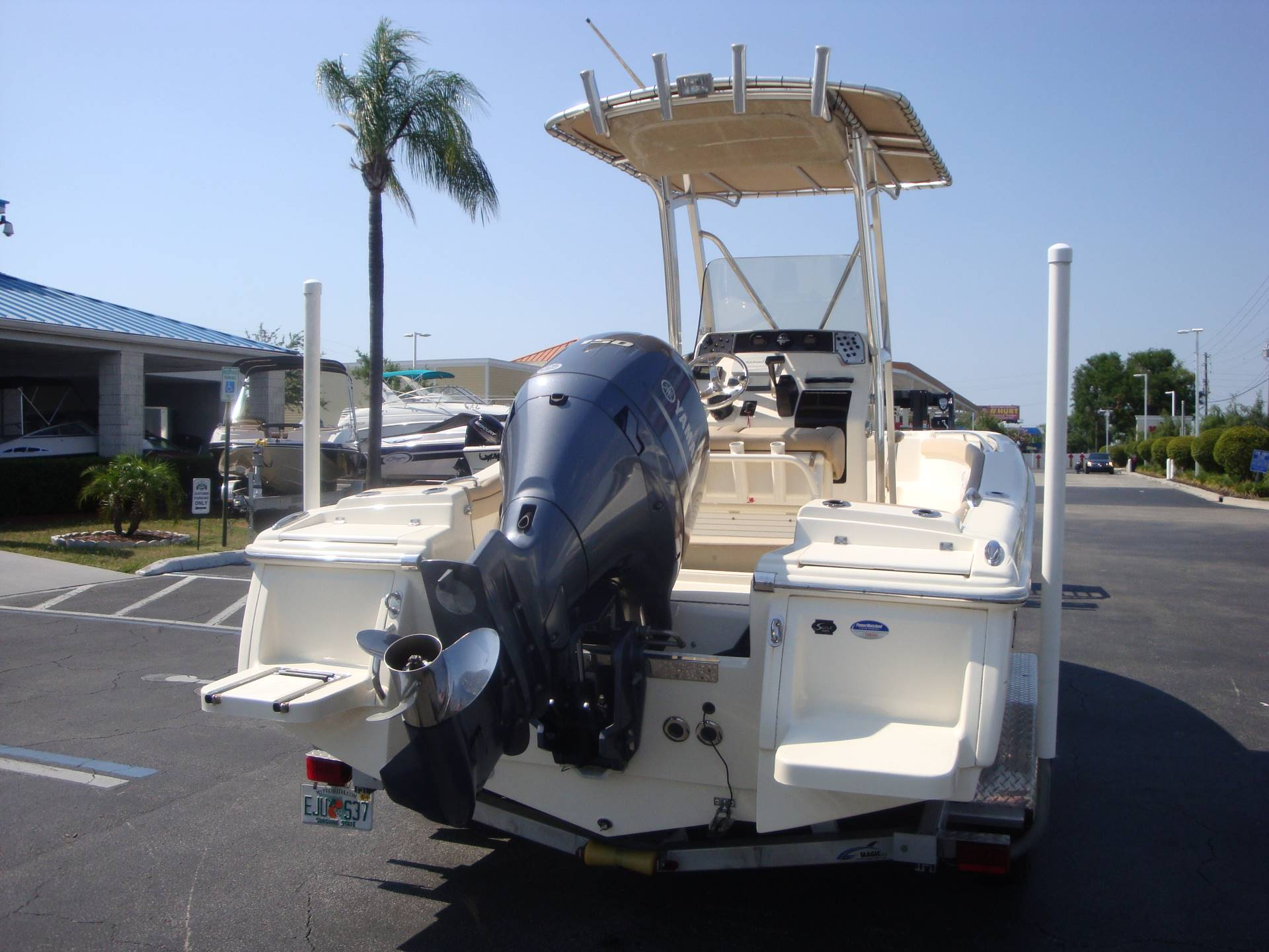 2016 Scout Boats 210 XSF in Holiday, Florida - Photo 16
