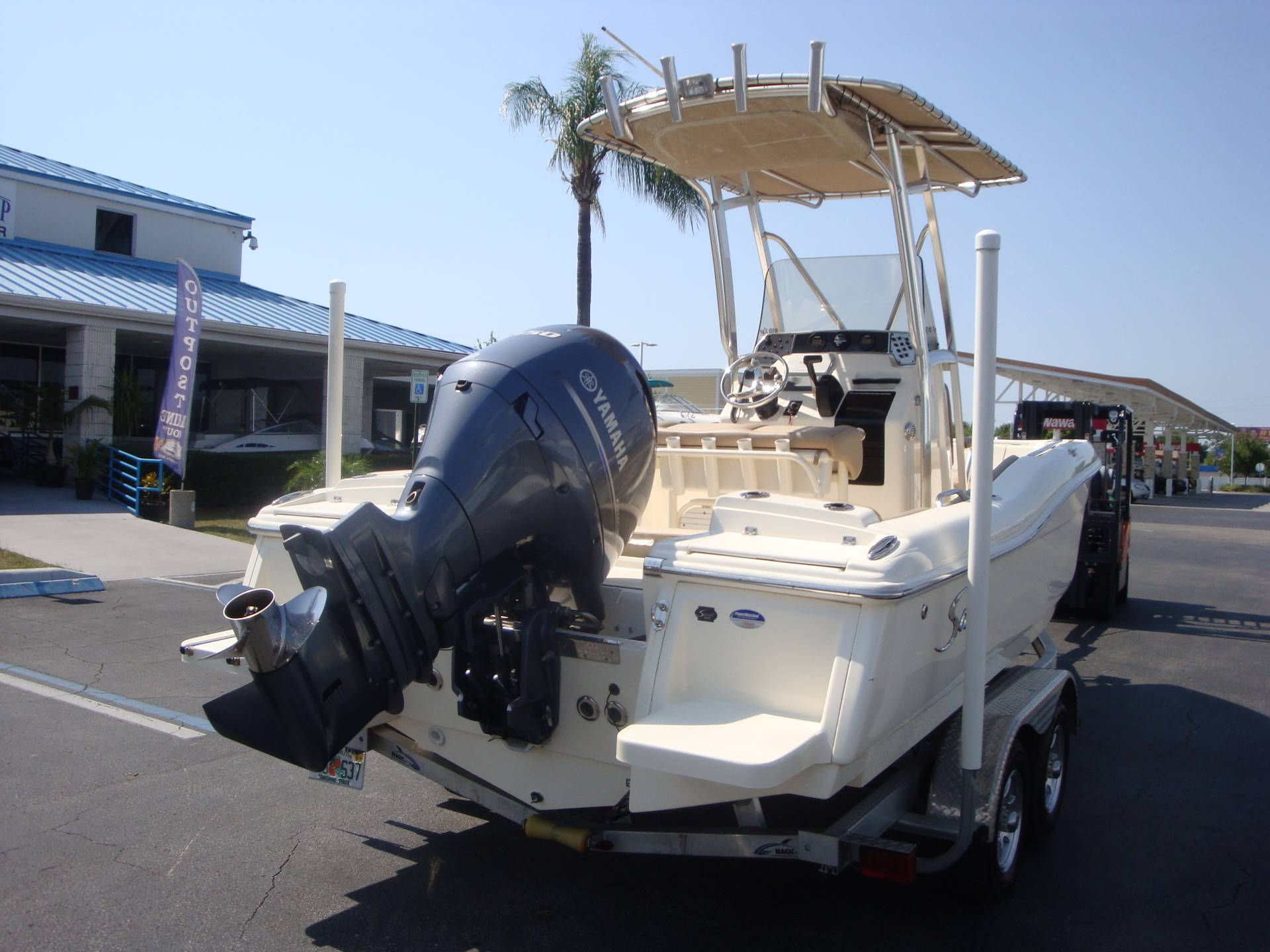 2016 Scout Boats 210 XSF in Holiday, Florida - Photo 17