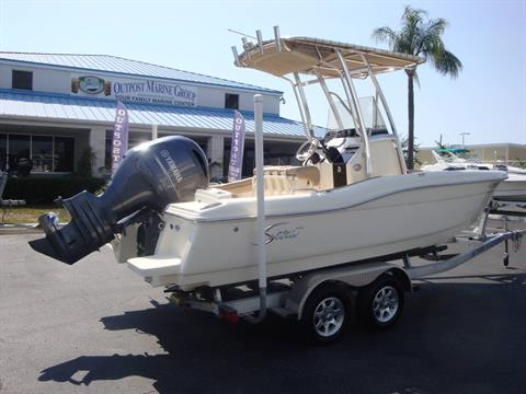 2016 Scout Boats 210 XSF in Holiday, Florida - Photo 19