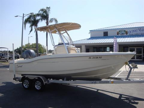 2016 Scout Boats 210 XSF in Holiday, Florida - Photo 22