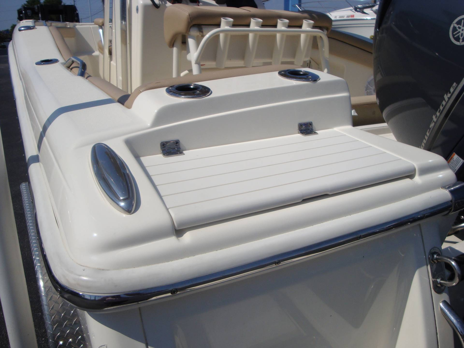 2016 Scout Boats 210 XSF in Holiday, Florida - Photo 28