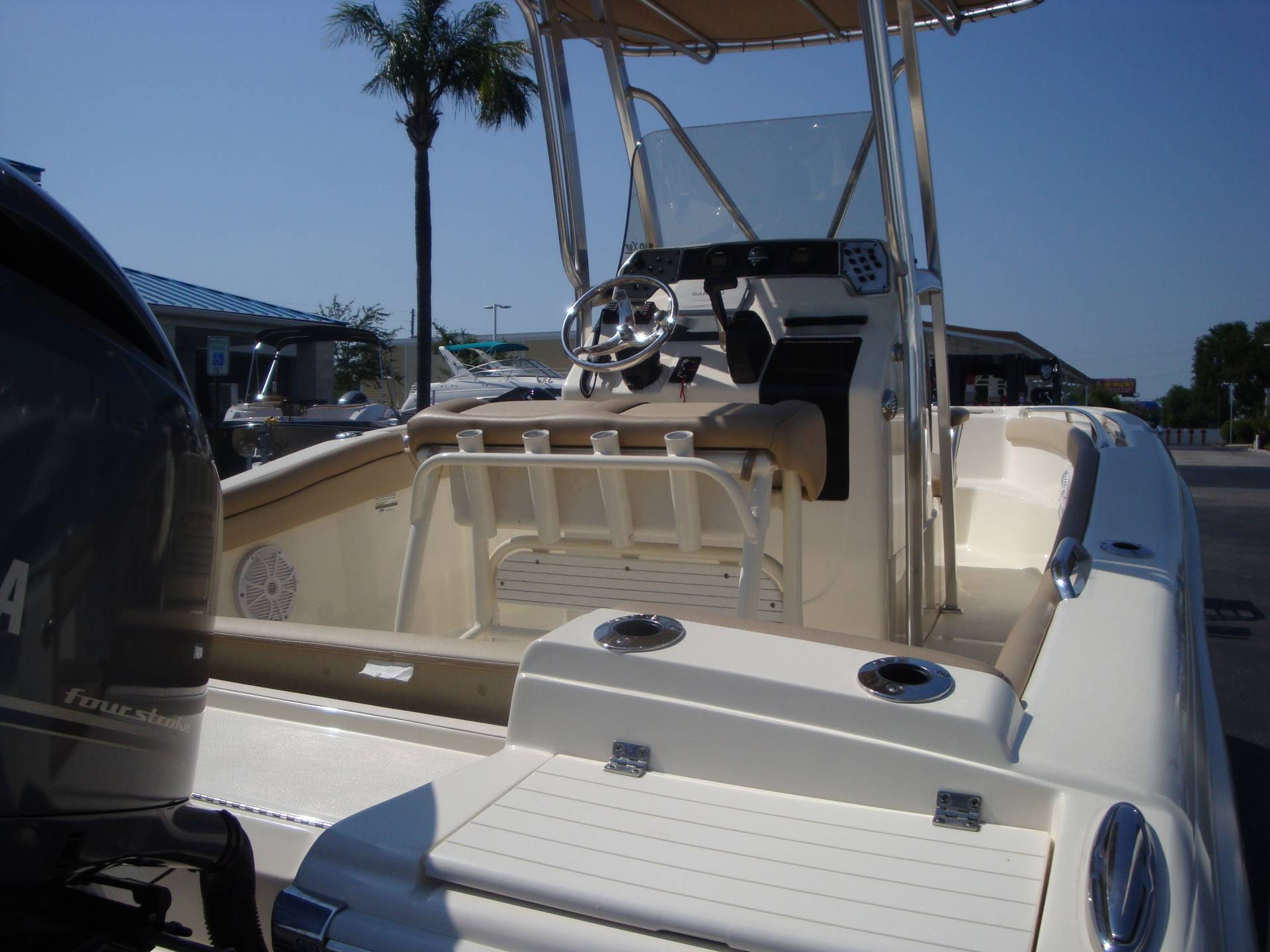 2016 Scout Boats 210 XSF in Holiday, Florida - Photo 30