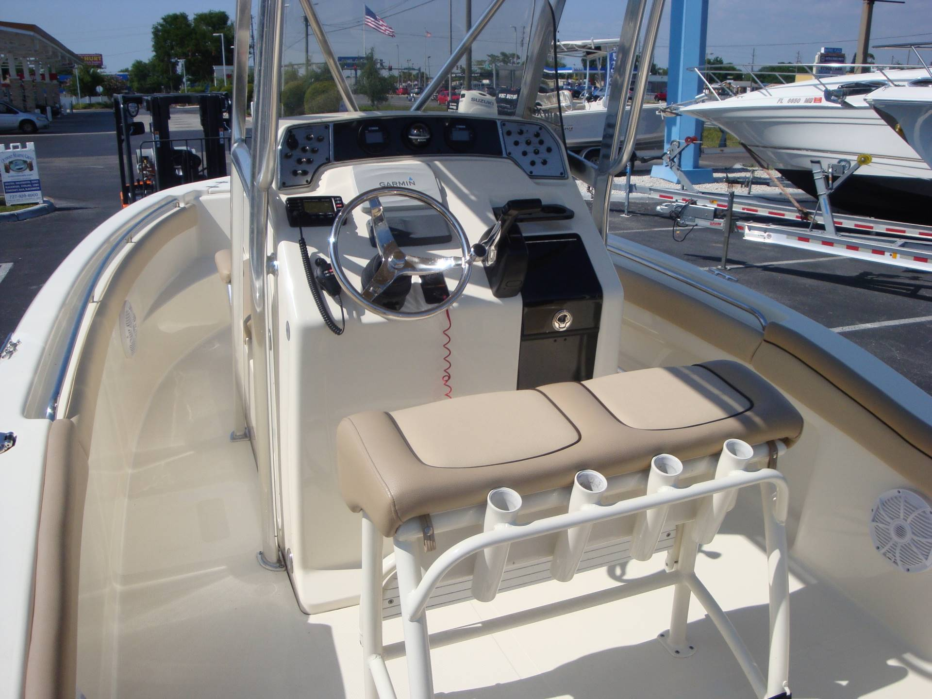 2016 Scout Boats 210 XSF in Holiday, Florida - Photo 35