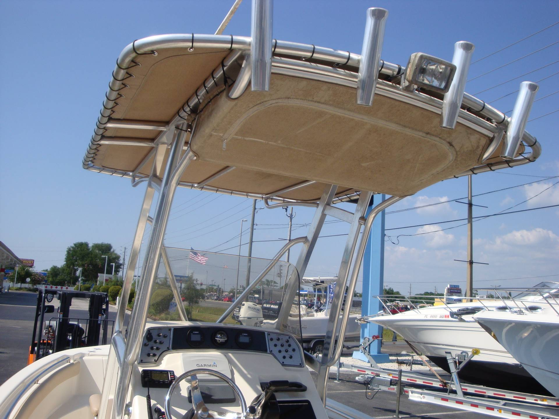 2016 Scout Boats 210 XSF in Holiday, Florida - Photo 45