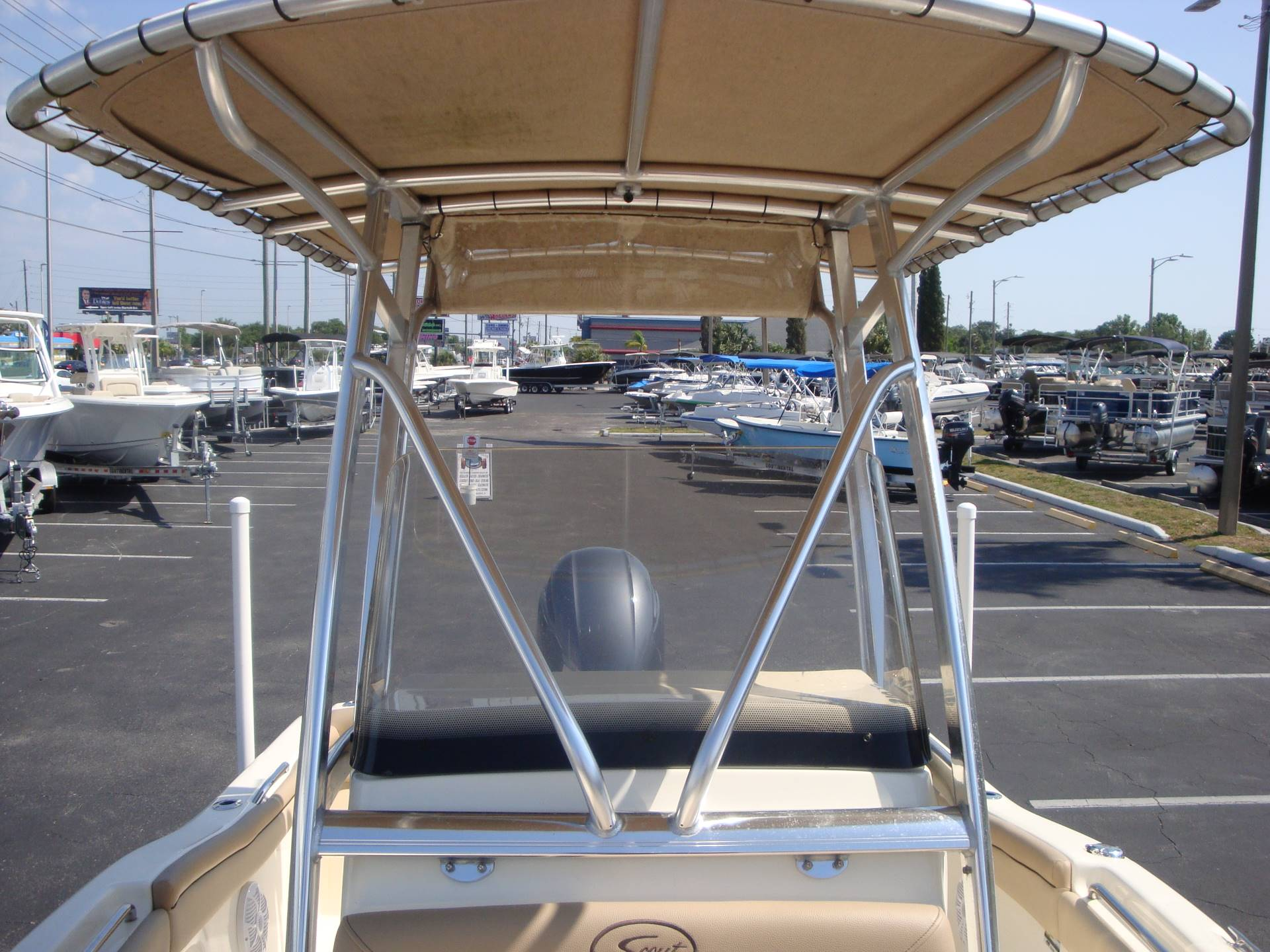 2016 Scout Boats 210 XSF in Holiday, Florida - Photo 56