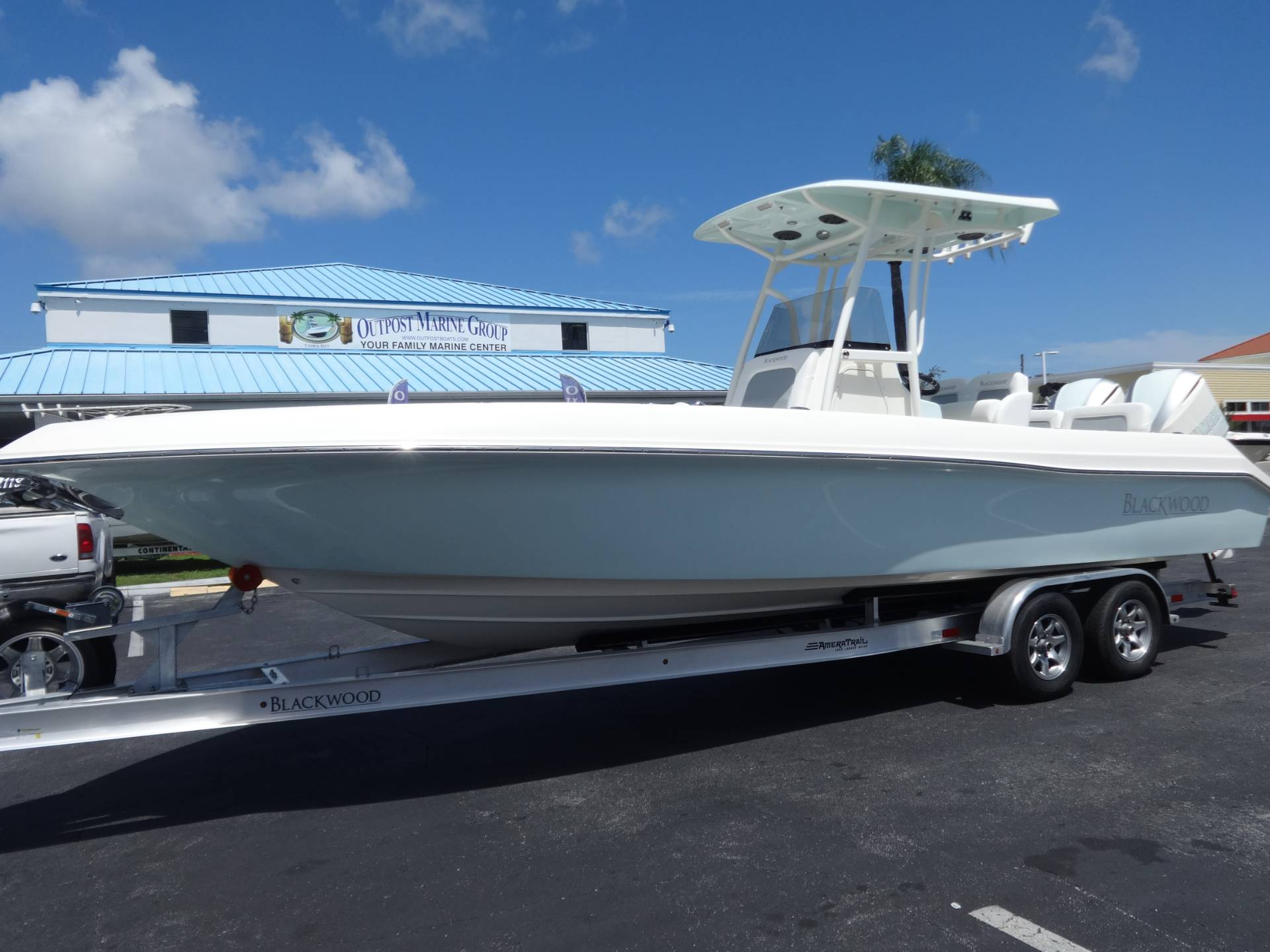 2019 Blackwood 27 High Side in Holiday, Florida