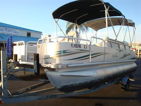 2007 SunChaser 820 Fish in Holiday, Florida