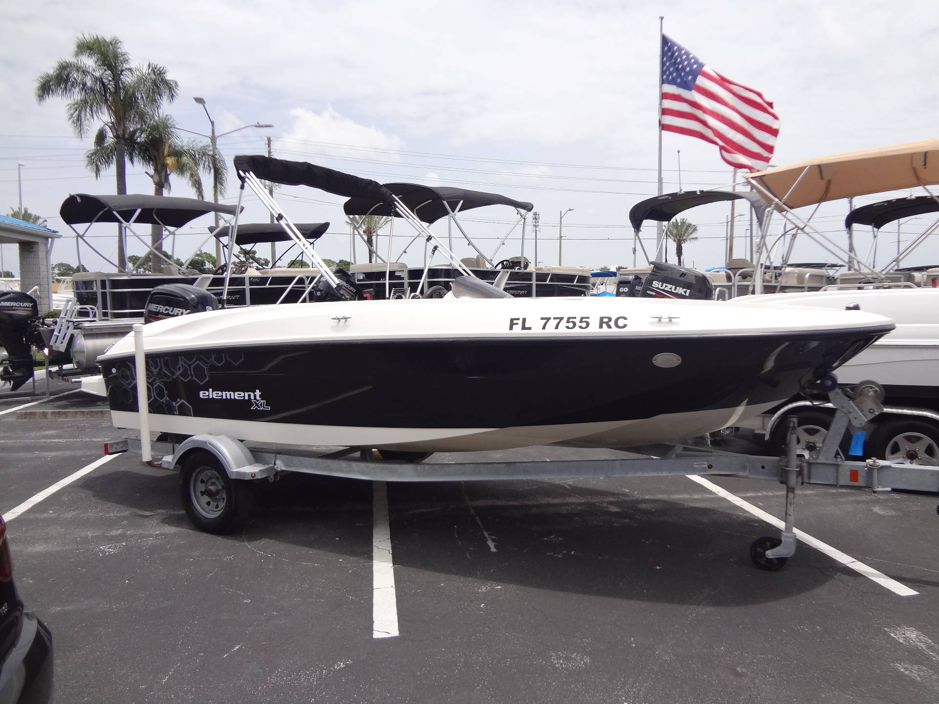 2016 Bayliner(Private) ELEMENT XL in Holiday, Florida - Photo 1
