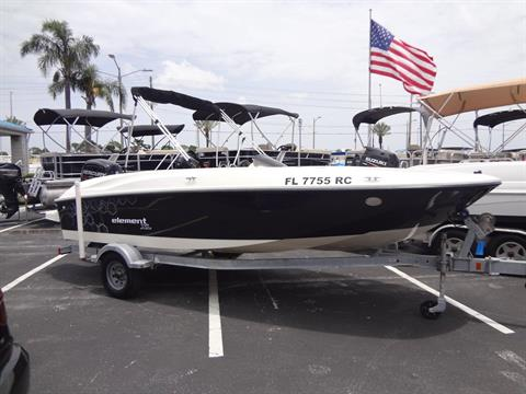 2016 Bayliner(Private) ELEMENT XL in Holiday, Florida