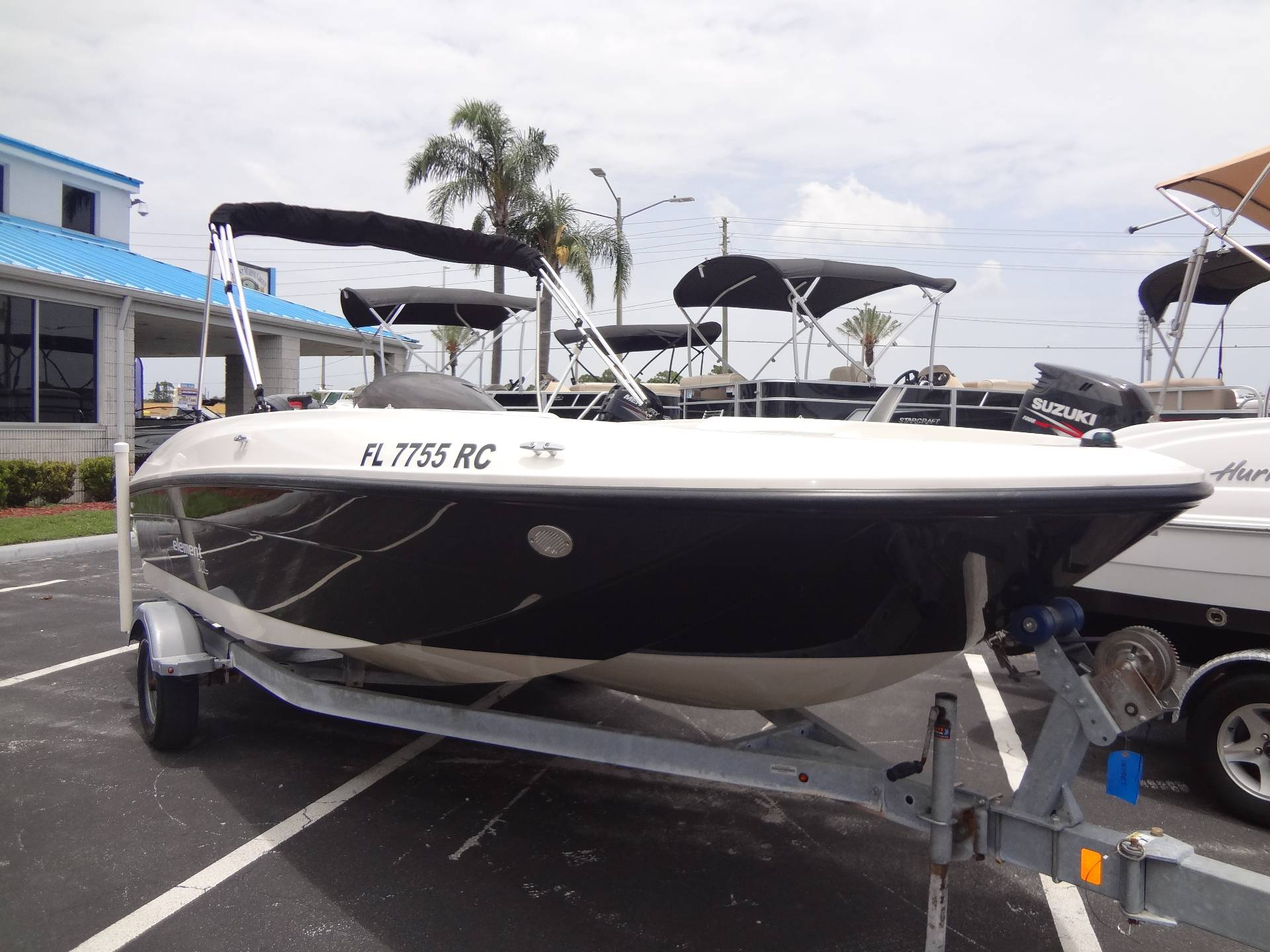 2016 Bayliner(Private) ELEMENT XL in Holiday, Florida - Photo 2