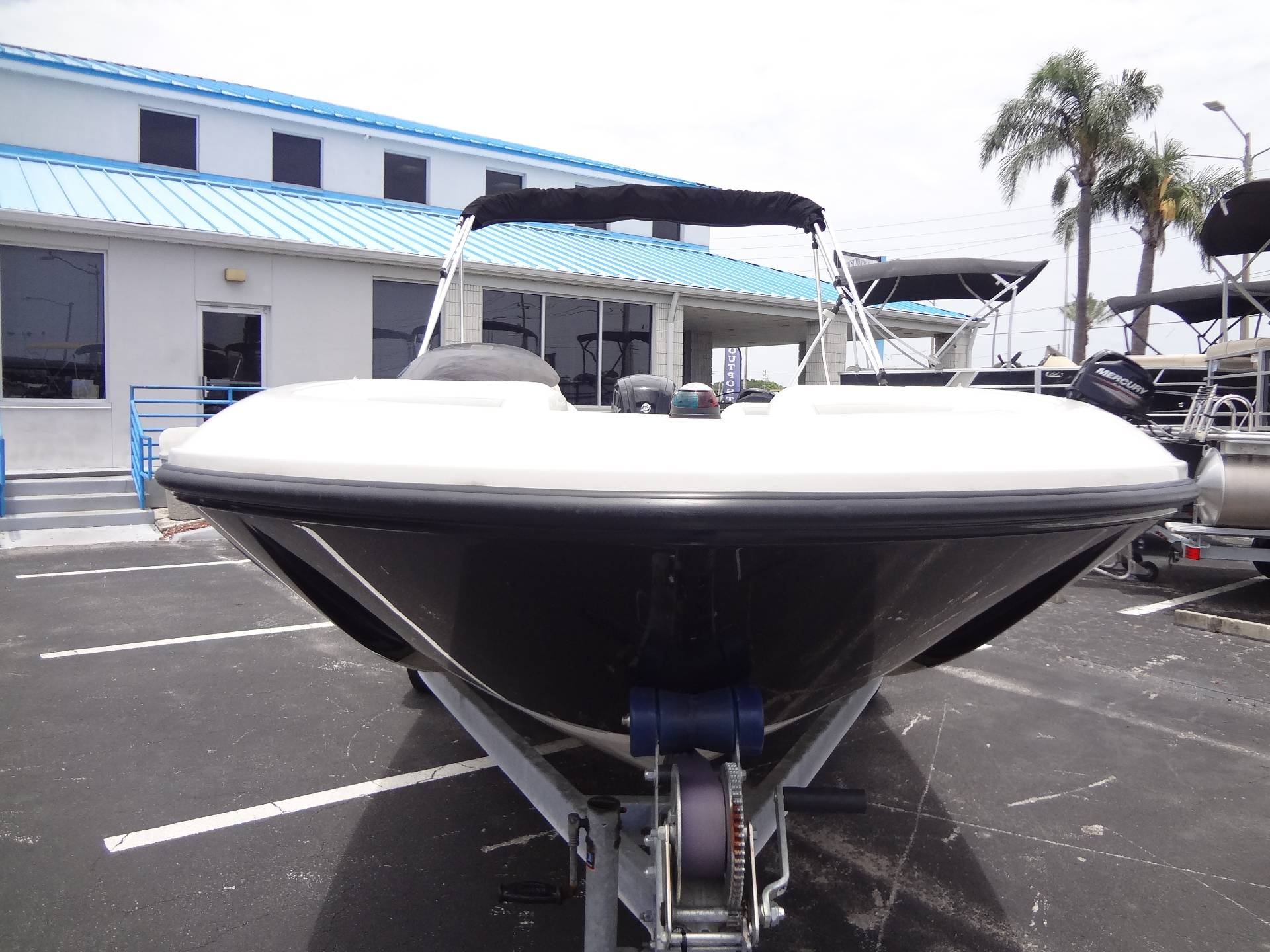 2016 Bayliner(Private) ELEMENT XL in Holiday, Florida - Photo 3