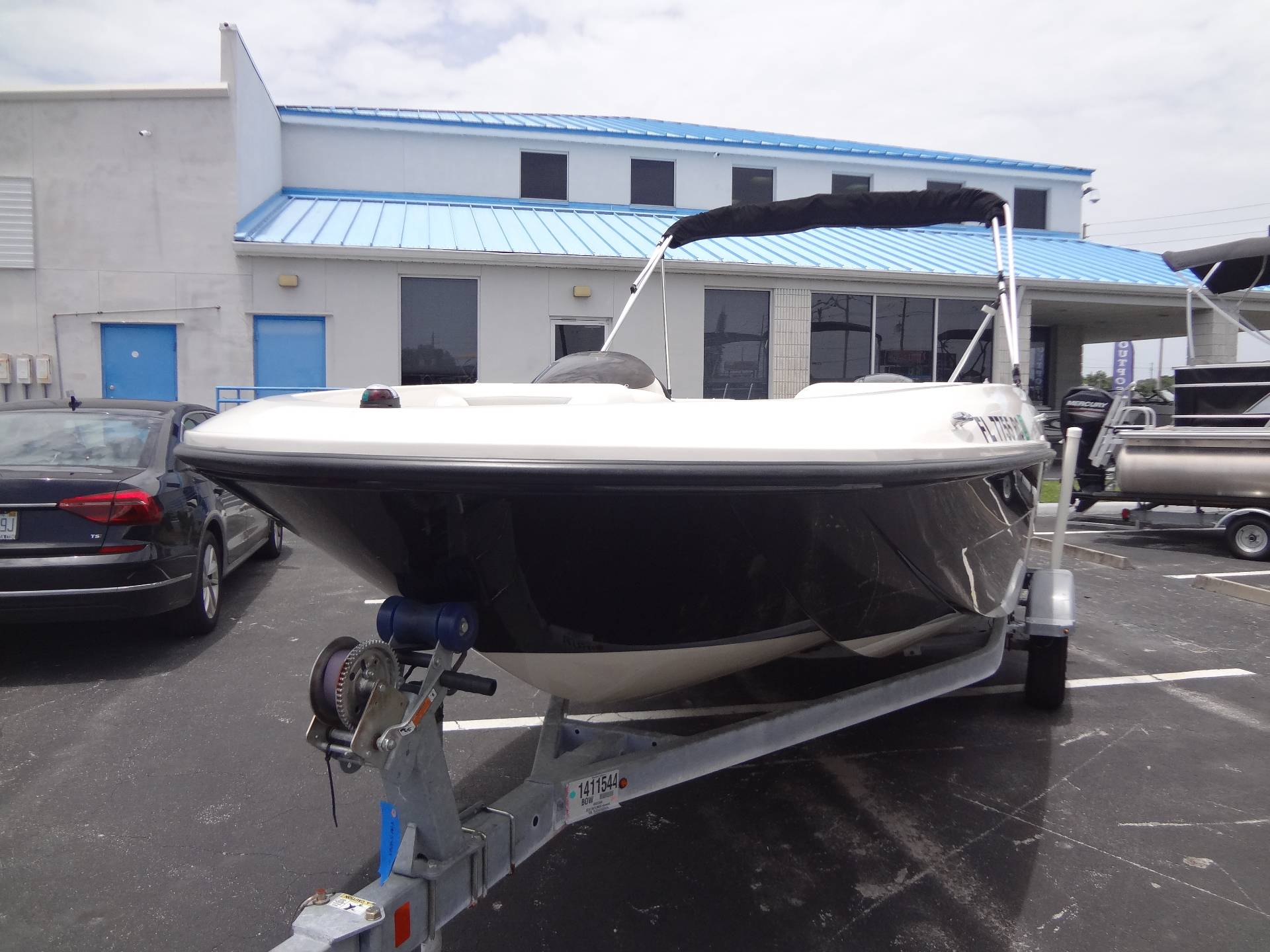 2016 Bayliner(Private) ELEMENT XL in Holiday, Florida - Photo 4