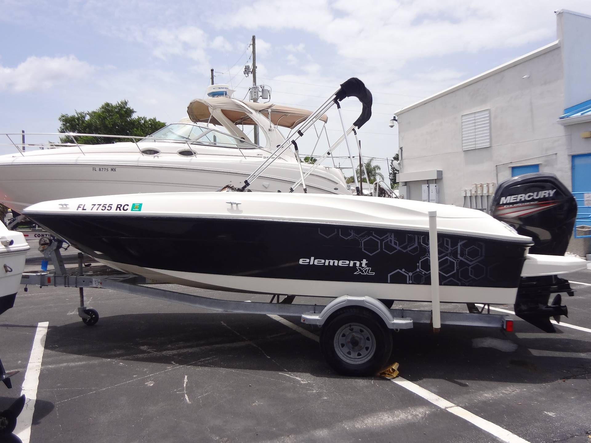 2016 Bayliner(Private) ELEMENT XL in Holiday, Florida - Photo 6