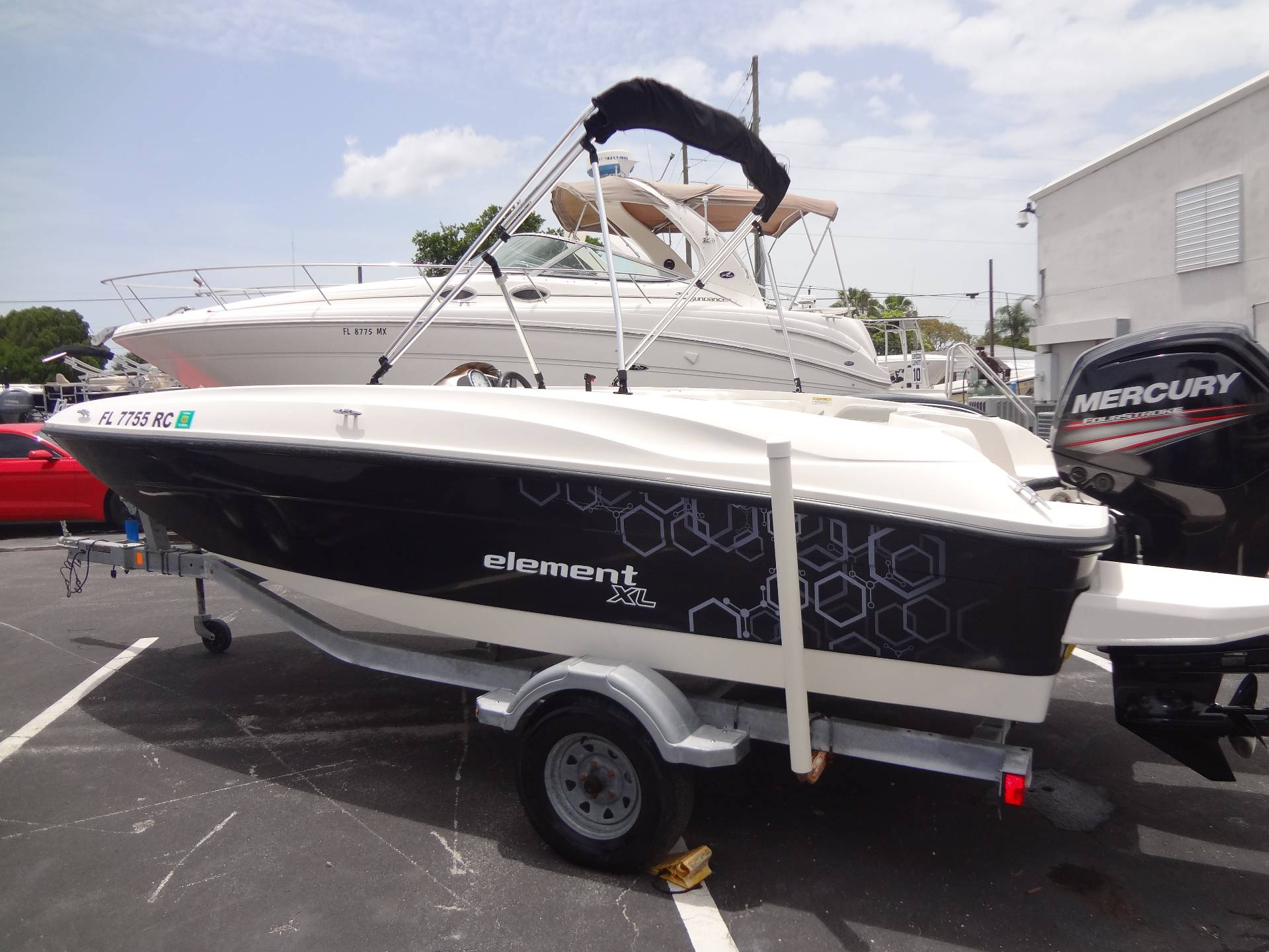 2016 Bayliner(Private) ELEMENT XL in Holiday, Florida - Photo 7