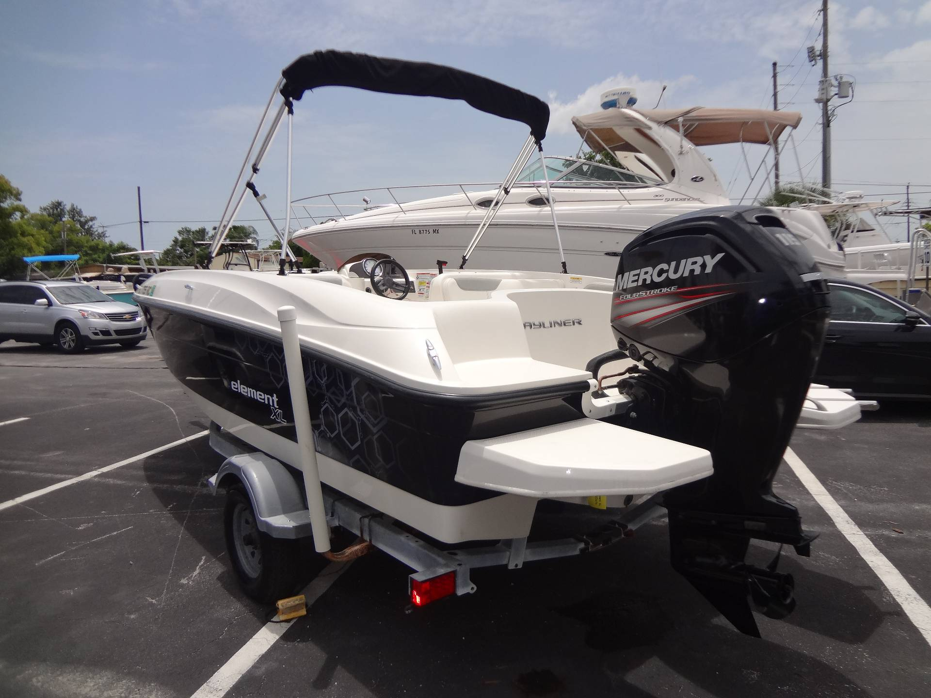 2016 Bayliner(Private) ELEMENT XL in Holiday, Florida - Photo 8