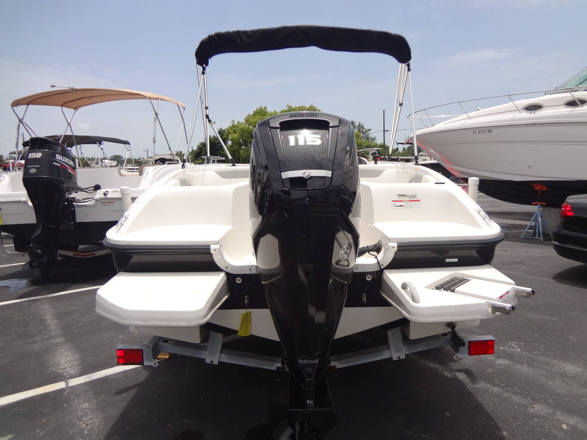 2016 Bayliner(Private) ELEMENT XL in Holiday, Florida - Photo 9