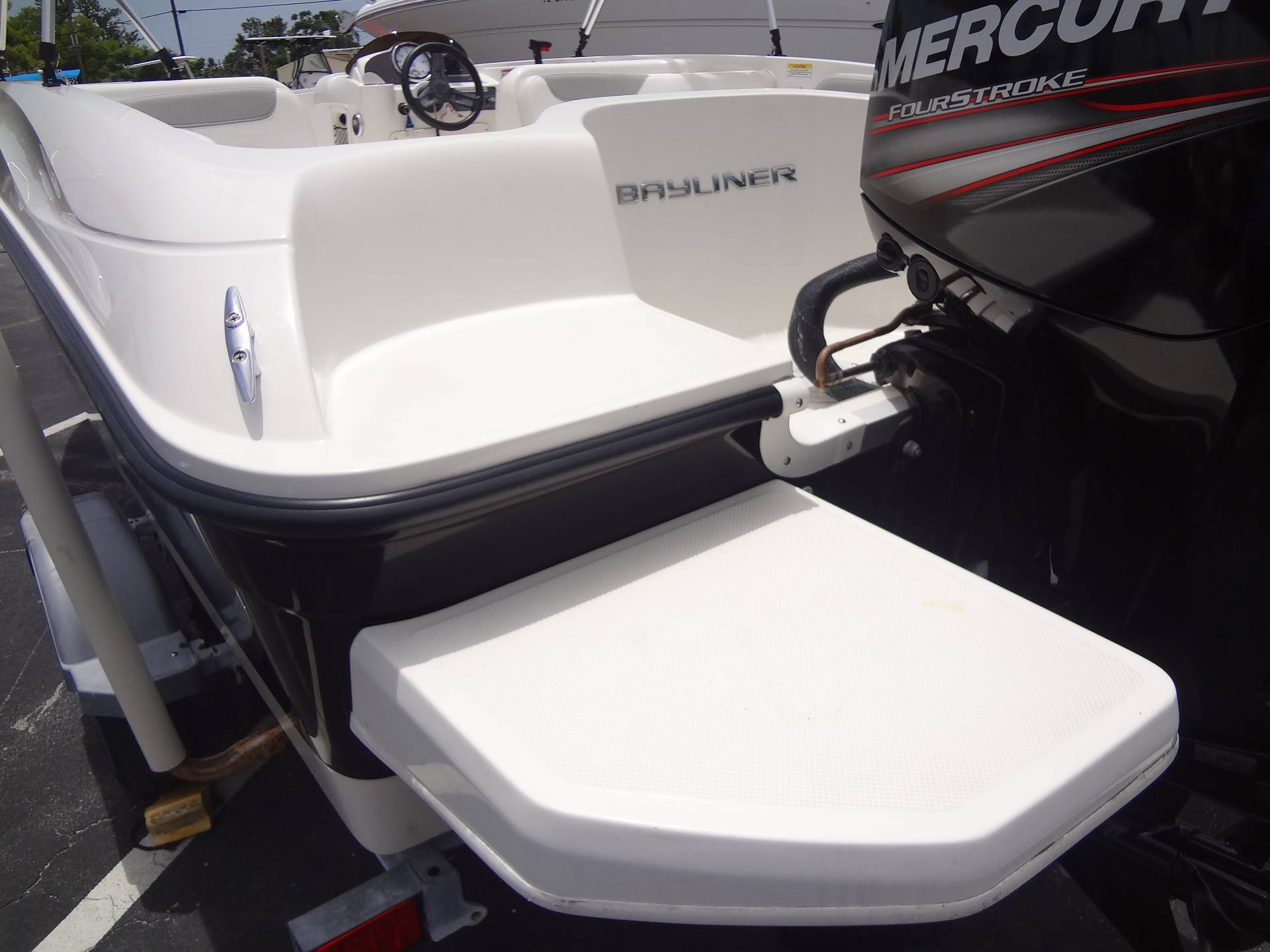 2016 Bayliner(Private) ELEMENT XL in Holiday, Florida - Photo 18