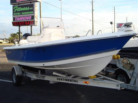 2008 Sea Pro SV1900CC Bay Boat in Holiday, Florida