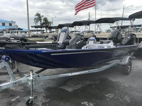 2018 Lowe Stinger 175 Poly Camo in Holiday, Florida