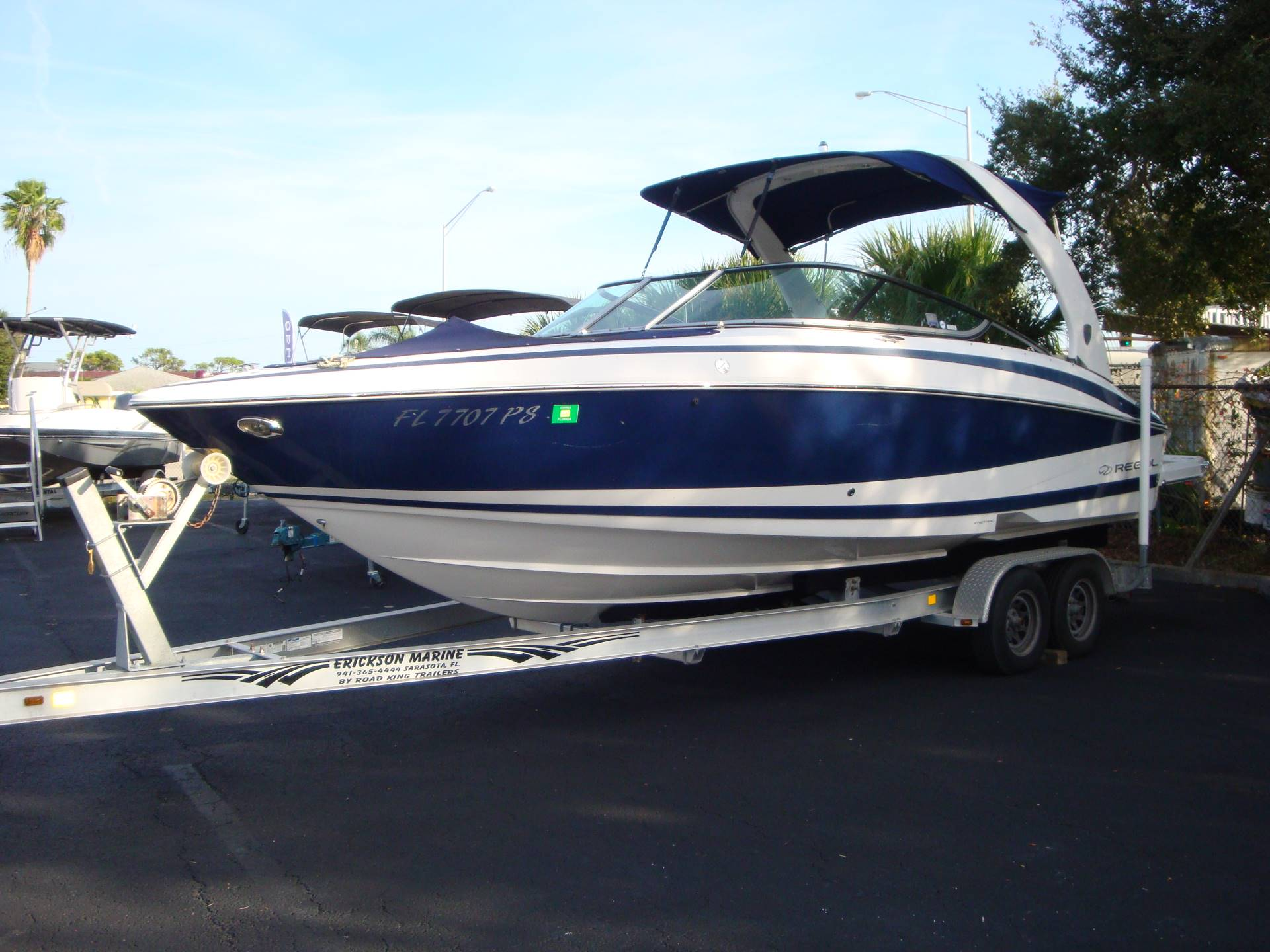 2014 Regal 2500 Bowrider in Holiday, Florida - Photo 1
