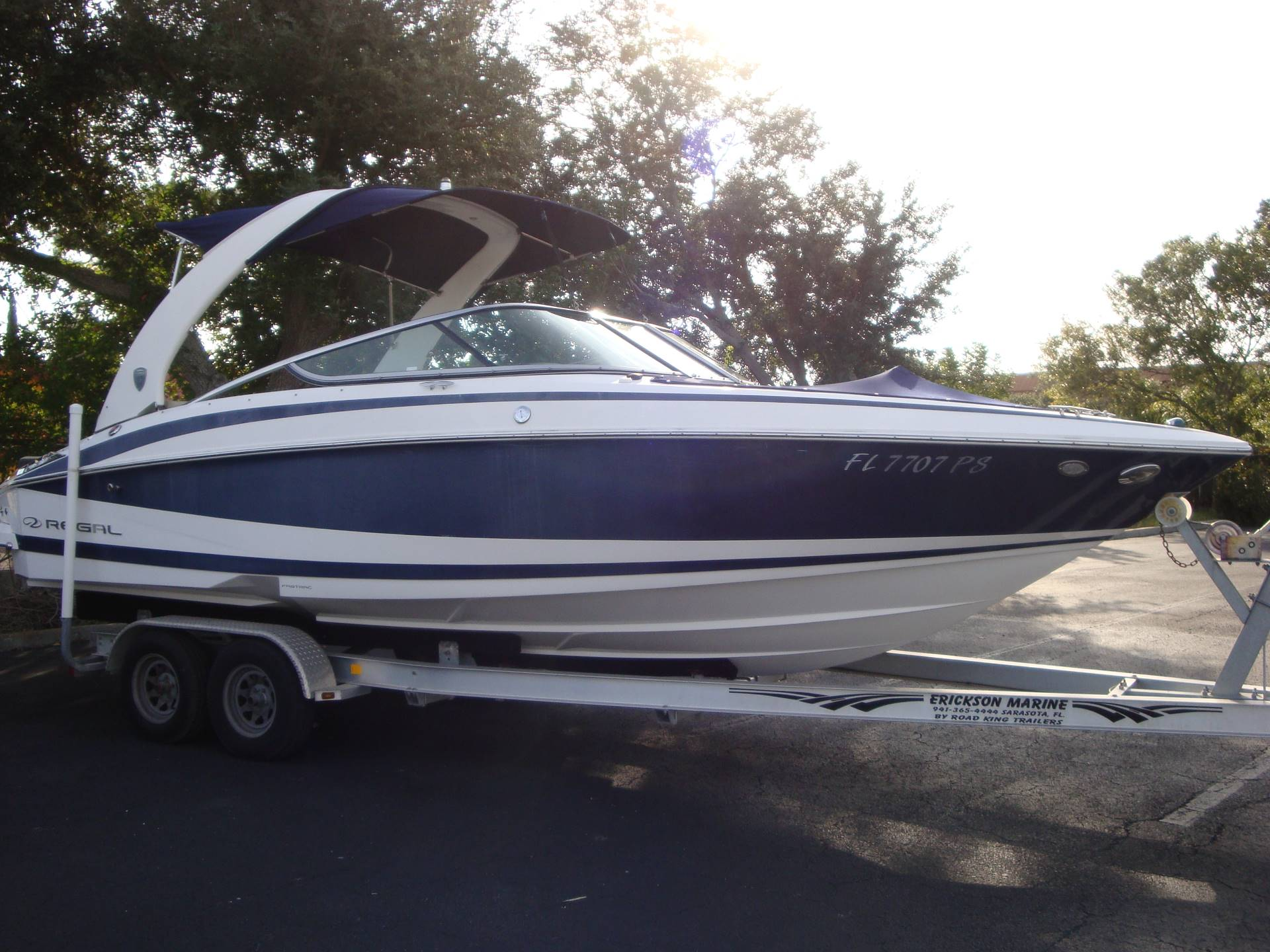 2014 Regal 2500 Bowrider in Holiday, Florida - Photo 5
