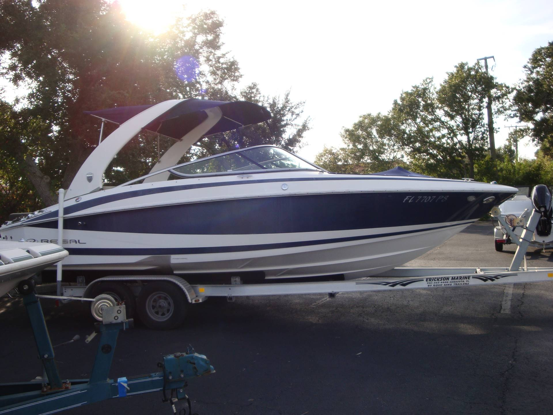 2014 Regal 2500 Bowrider in Holiday, Florida - Photo 6