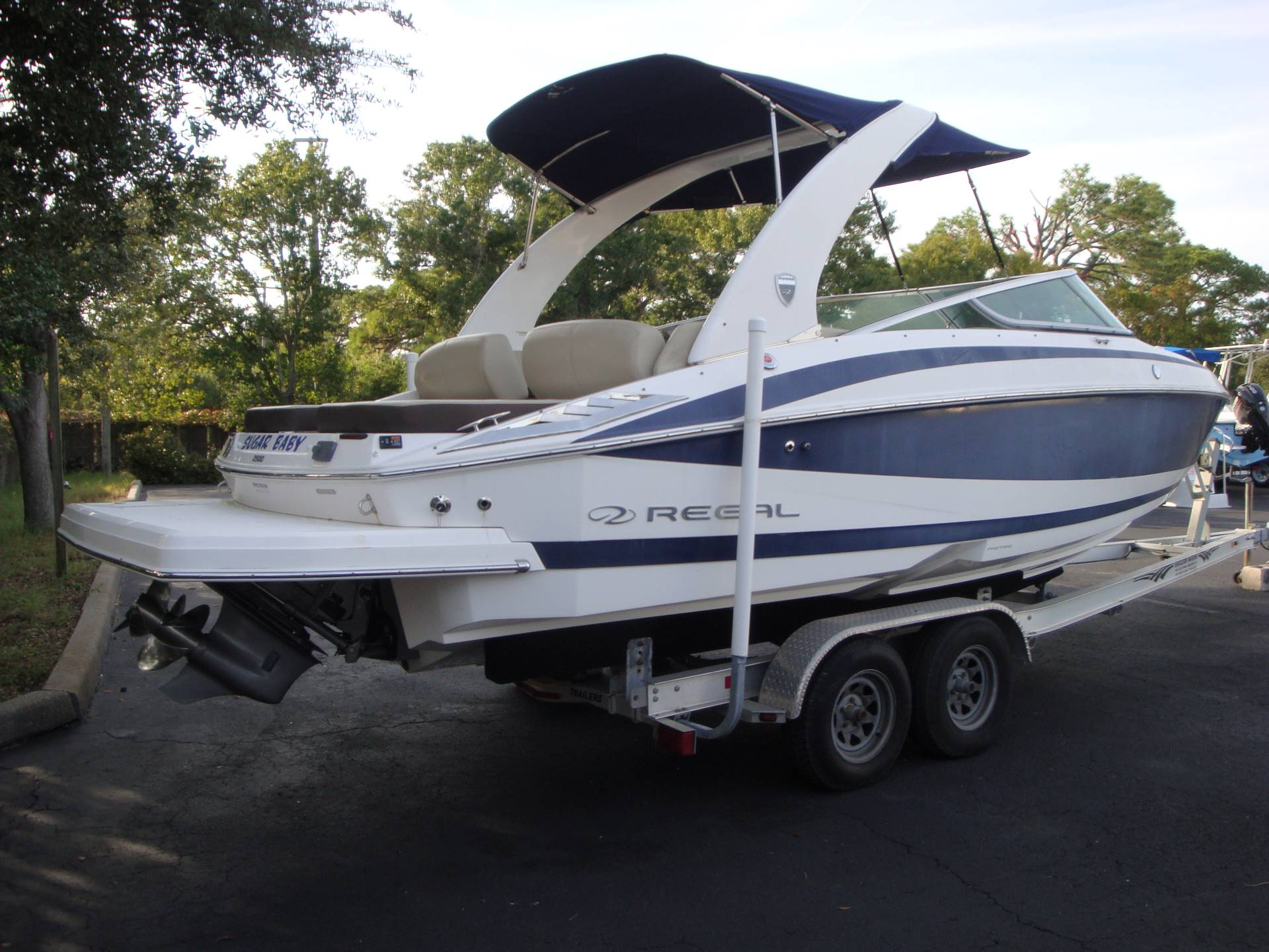 2014 Regal 2500 Bowrider in Holiday, Florida - Photo 7