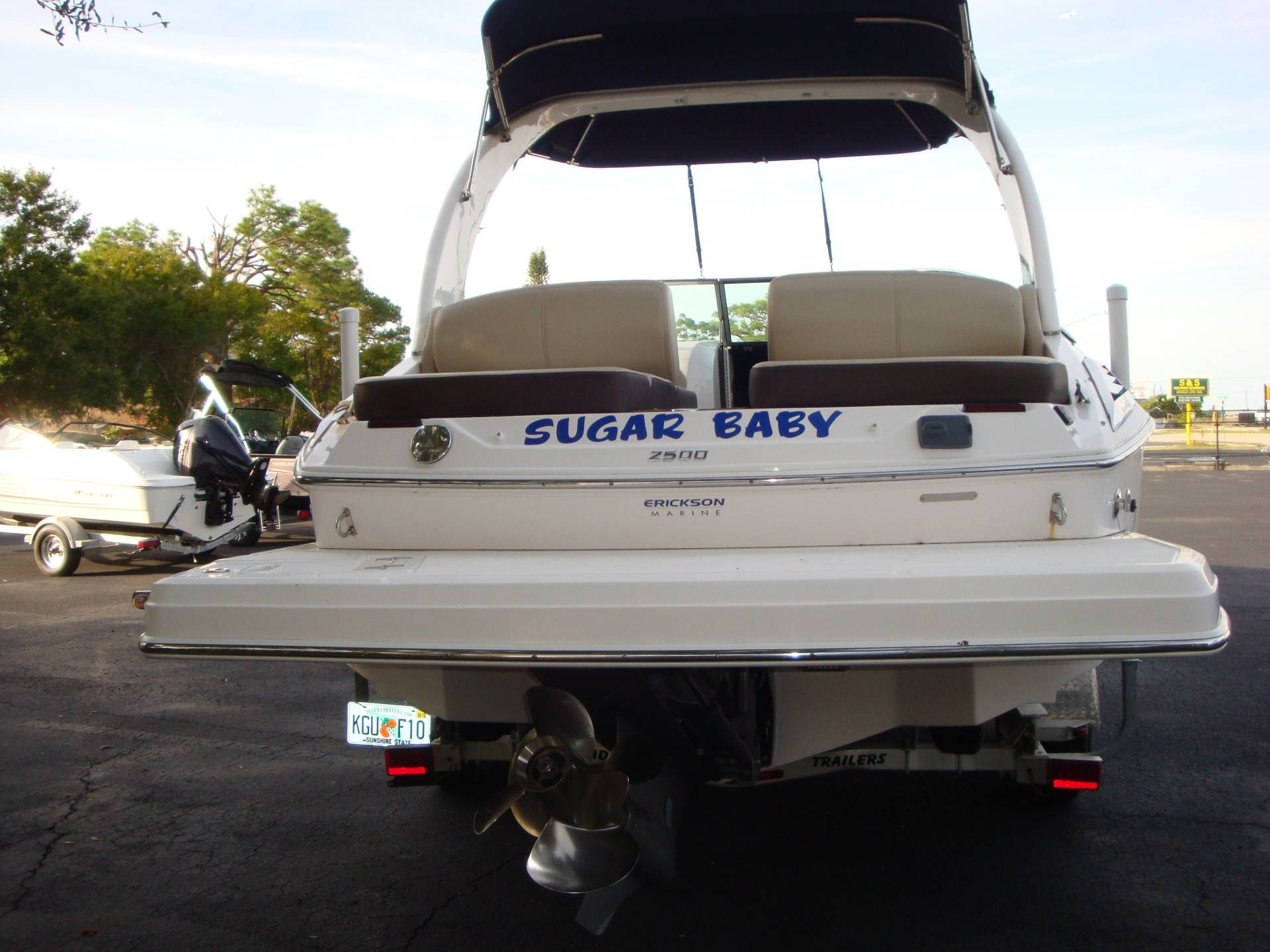 2014 Regal 2500 Bowrider in Holiday, Florida - Photo 9