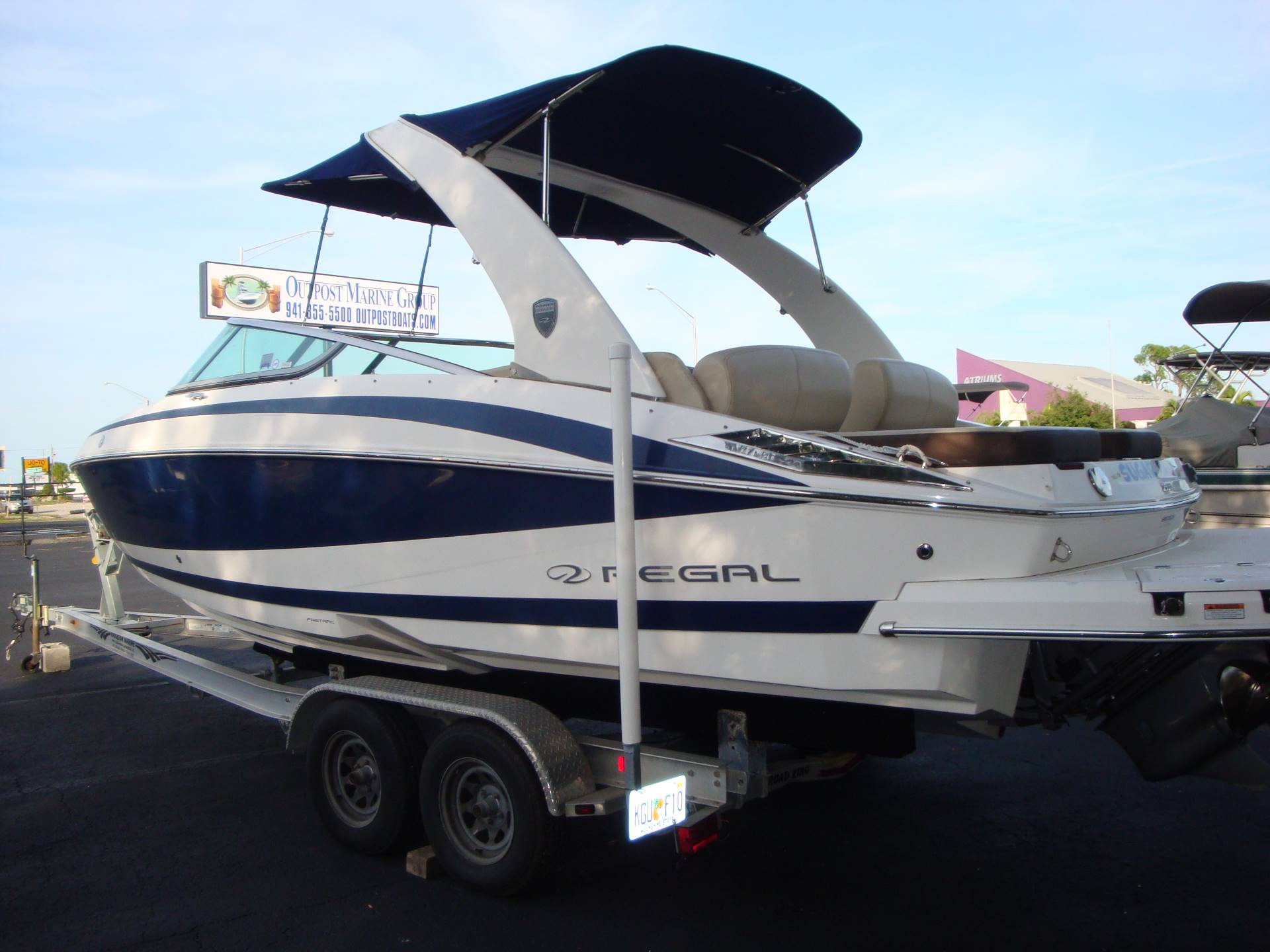 2014 Regal 2500 Bowrider in Holiday, Florida - Photo 10
