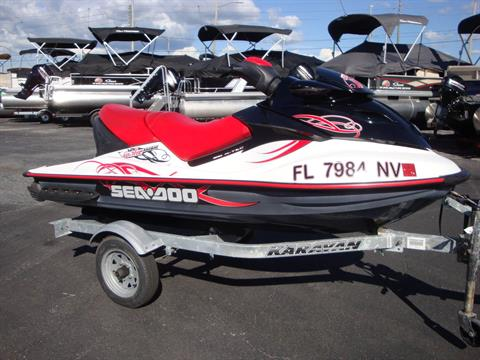 2008 Sea-Doo WAKE™ 155 in Holiday, Florida