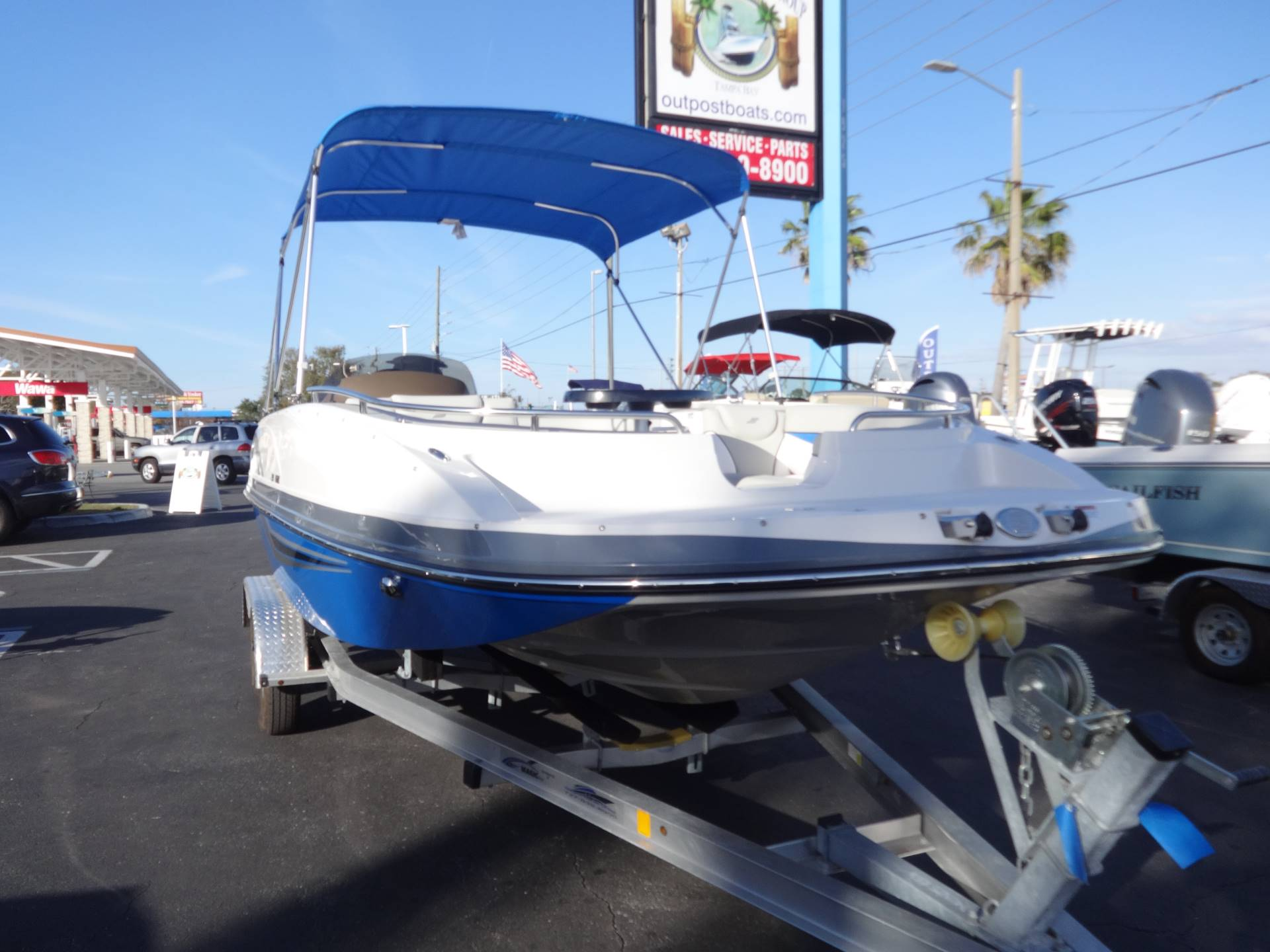 2018 Starcraft MDX 211 E OB in Holiday, Florida - Photo 2