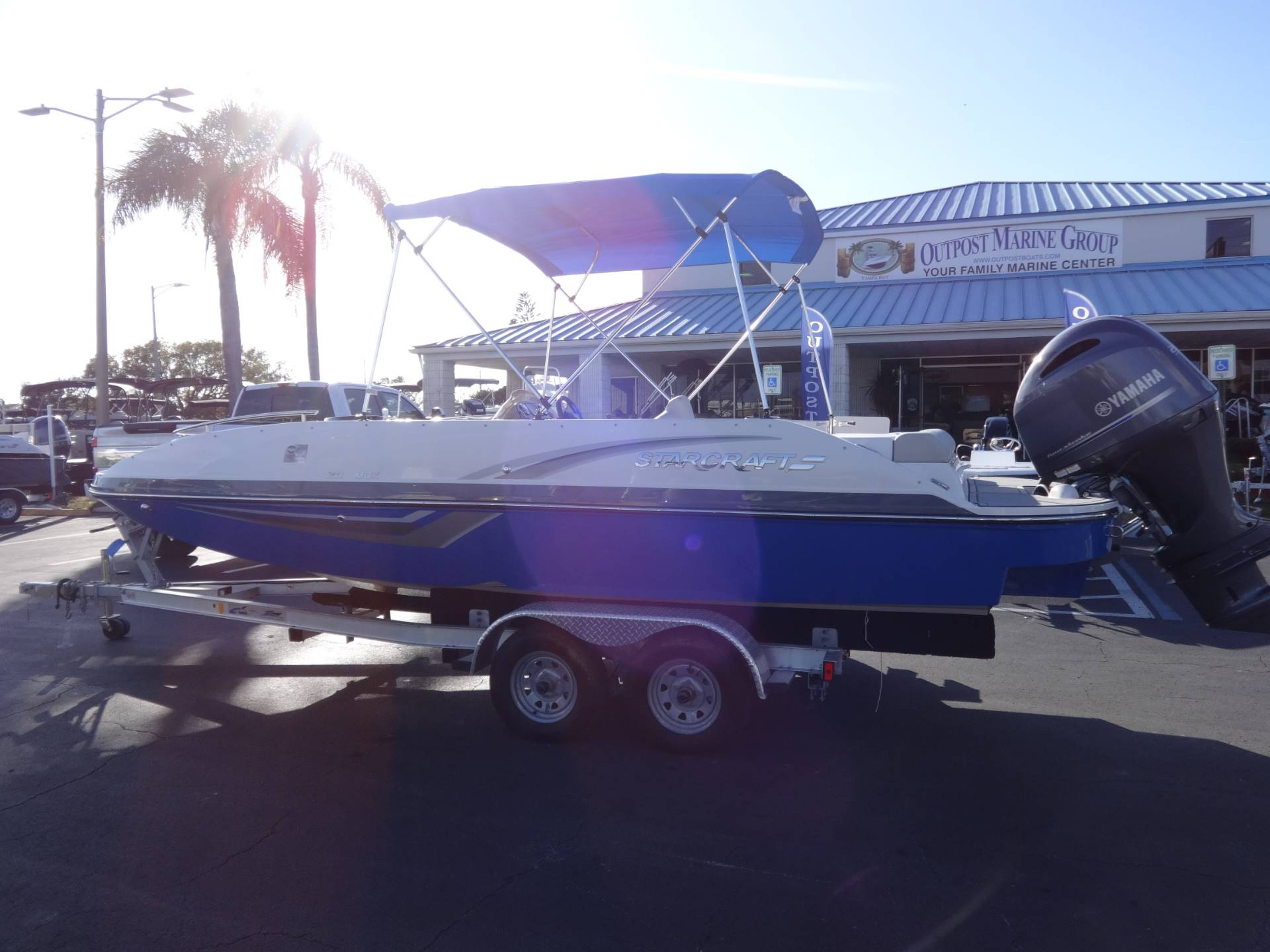 2018 Starcraft MDX 211 E OB in Holiday, Florida - Photo 8