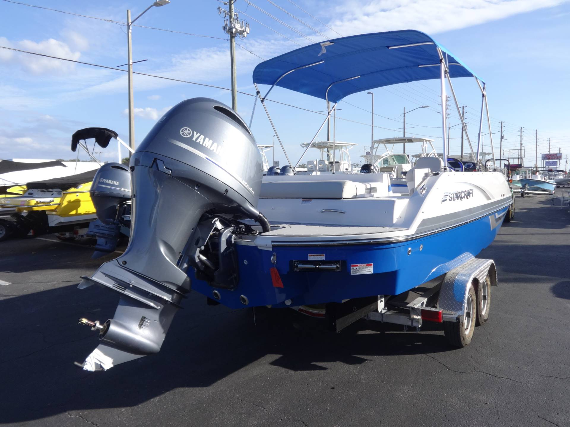 2018 Starcraft MDX 211 E OB in Holiday, Florida - Photo 13