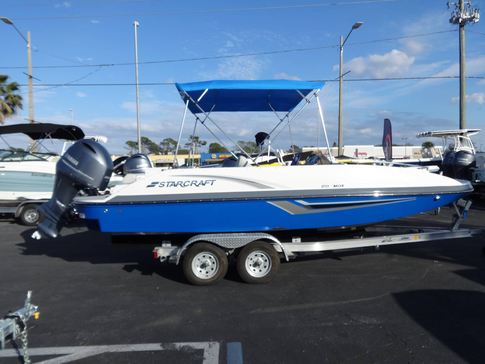 2018 Starcraft MDX 211 E OB in Holiday, Florida - Photo 15