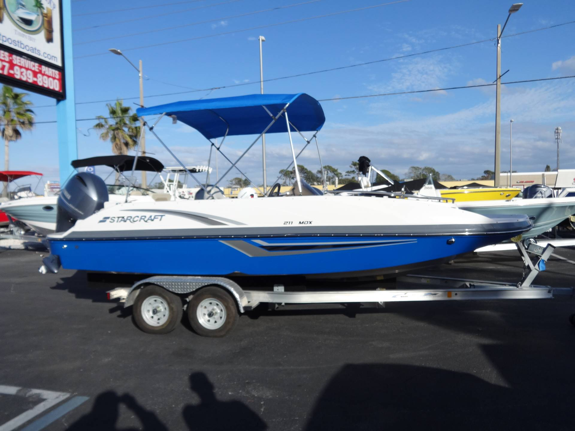 2018 Starcraft MDX 211 E OB in Holiday, Florida - Photo 16