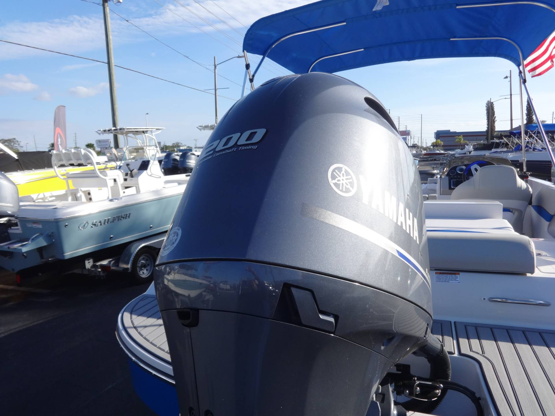2018 Starcraft MDX 211 E OB in Holiday, Florida - Photo 19