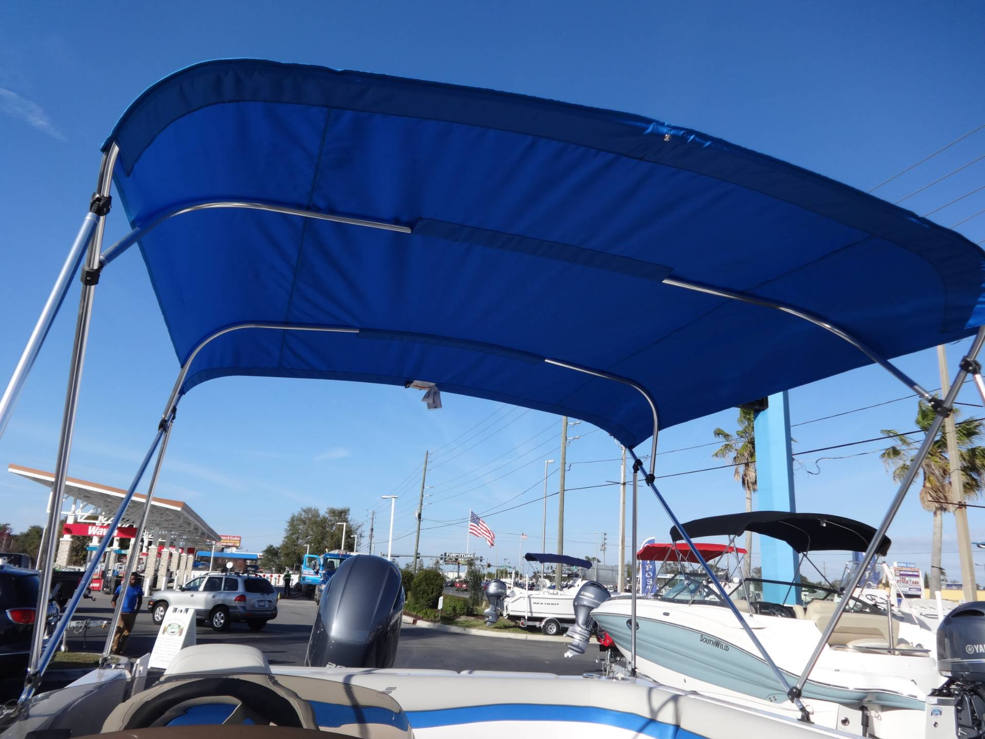 2018 Starcraft MDX 211 E OB in Holiday, Florida