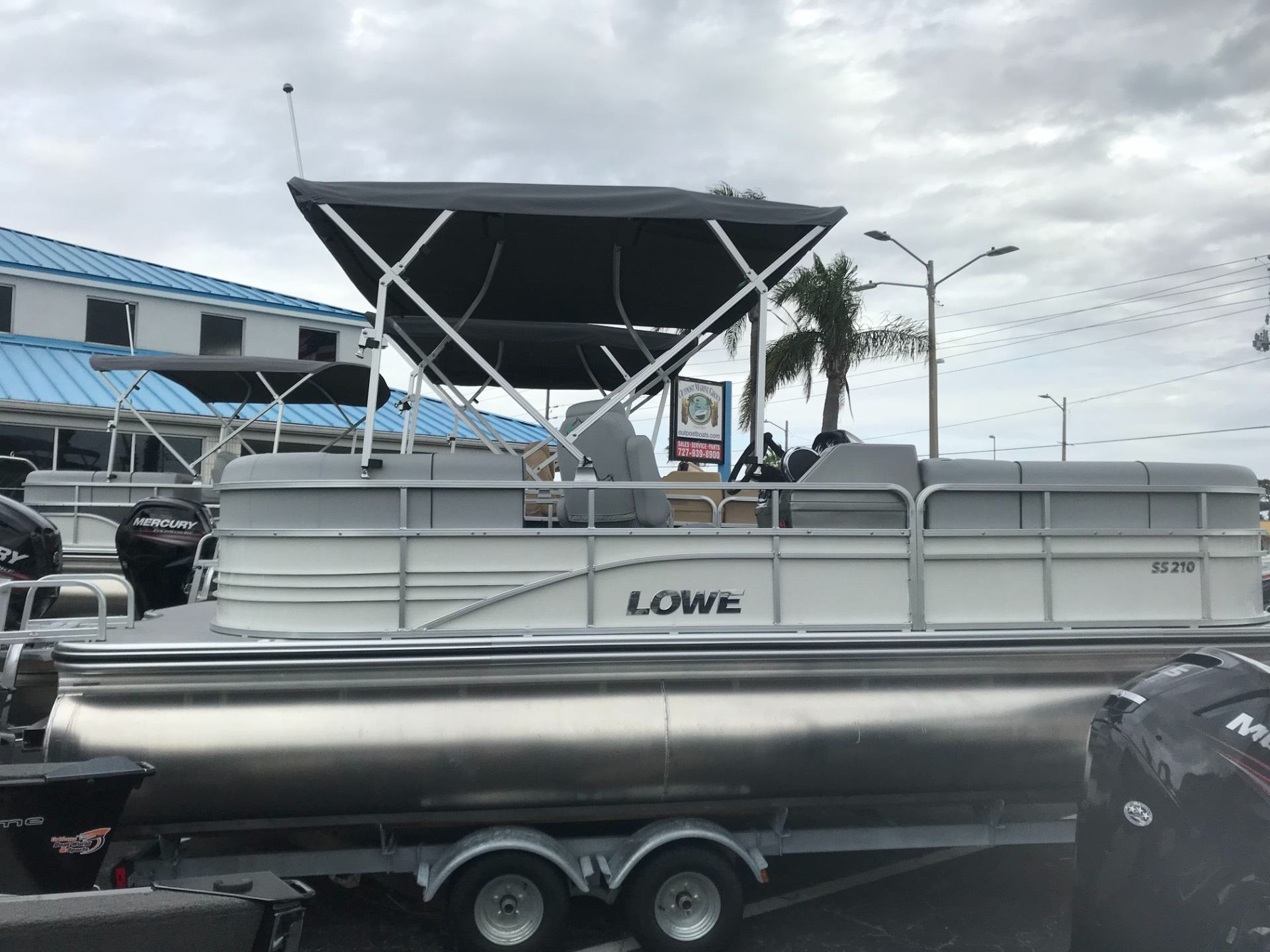 2017 Lowe SS 210 in Holiday, Florida