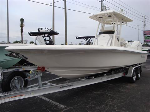 2019 ShearWater 270 Carolina Bay TE in Holiday, Florida