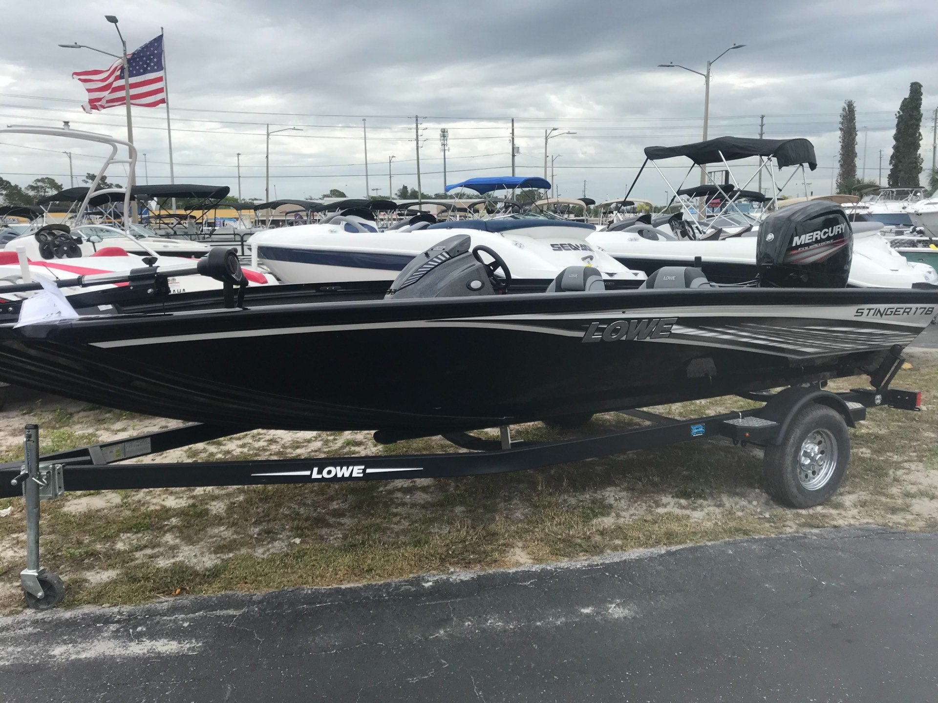 2016 Lowe Stinger 178 in Holiday, Florida