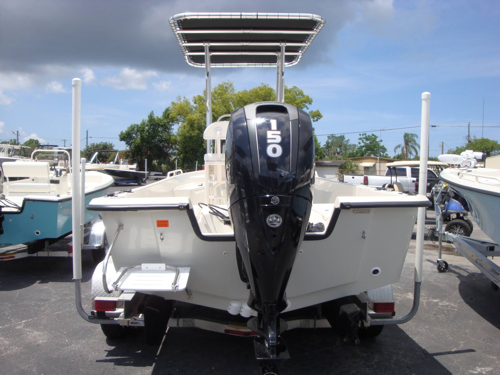 2019 Stott Craft SCV2160 in Holiday, Florida - Photo 9