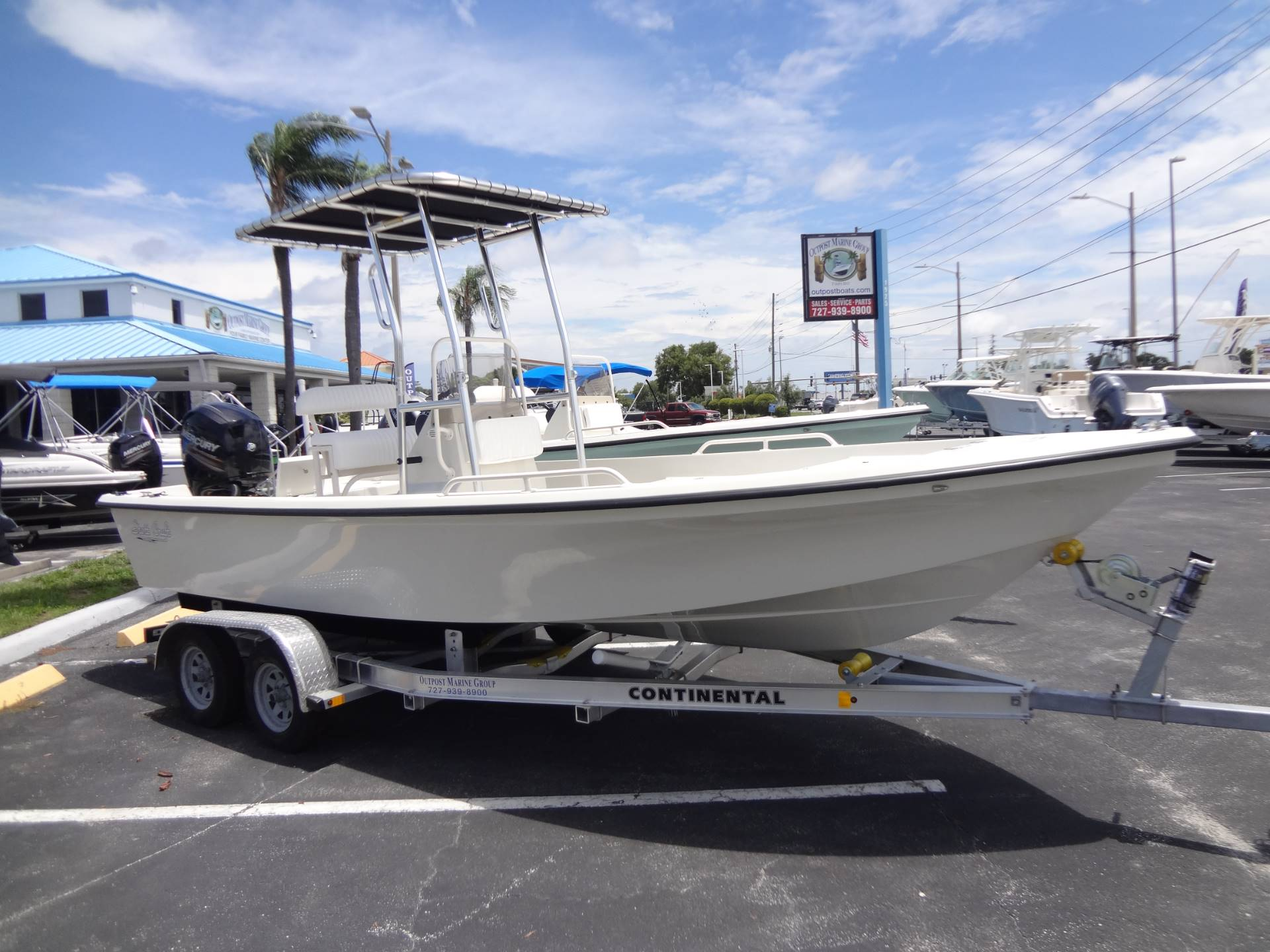 2019 Stott Craft SCV2160 in Holiday, Florida - Photo 1