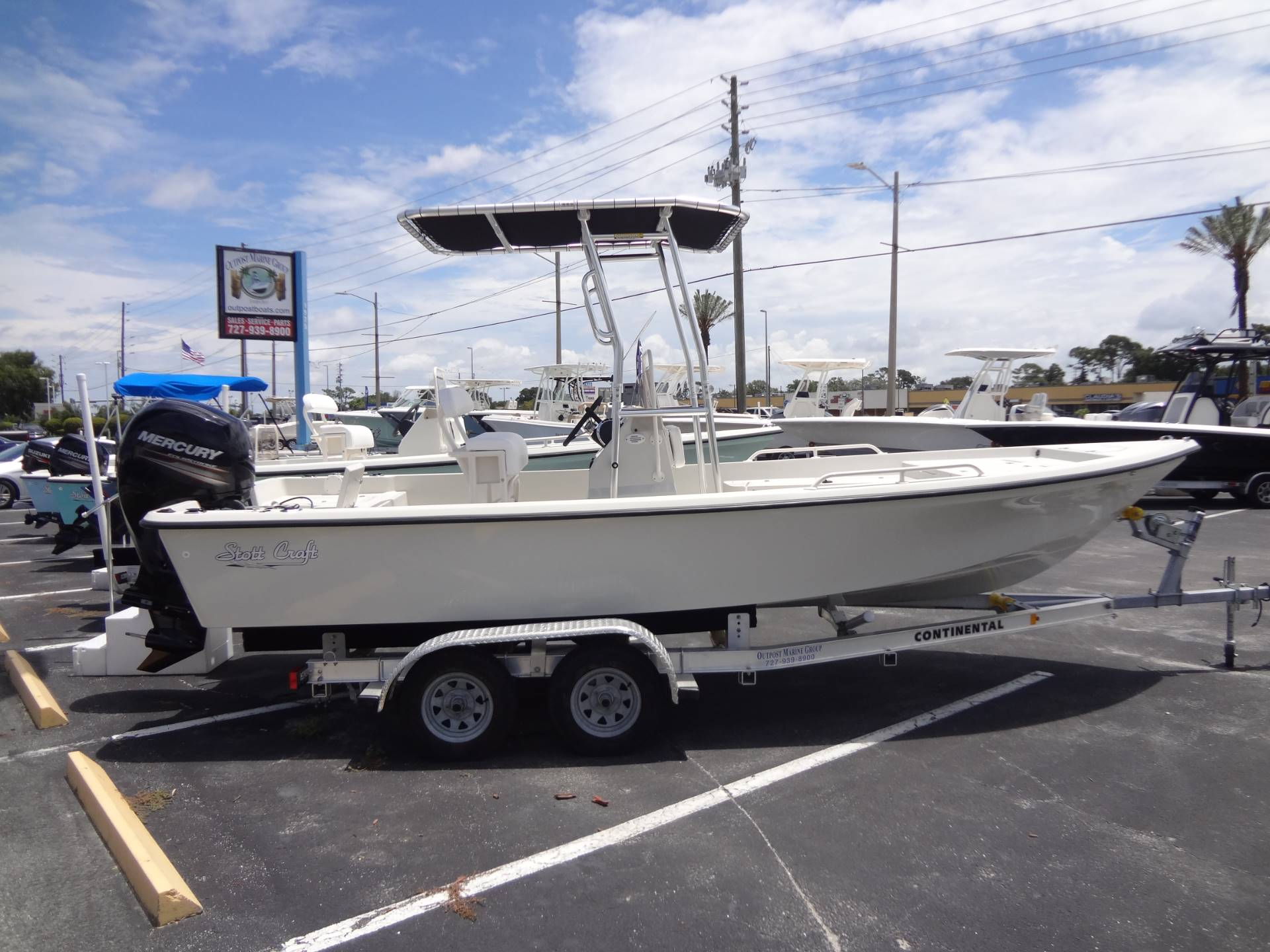 2019 Stott Craft SCV2160 in Holiday, Florida - Photo 11