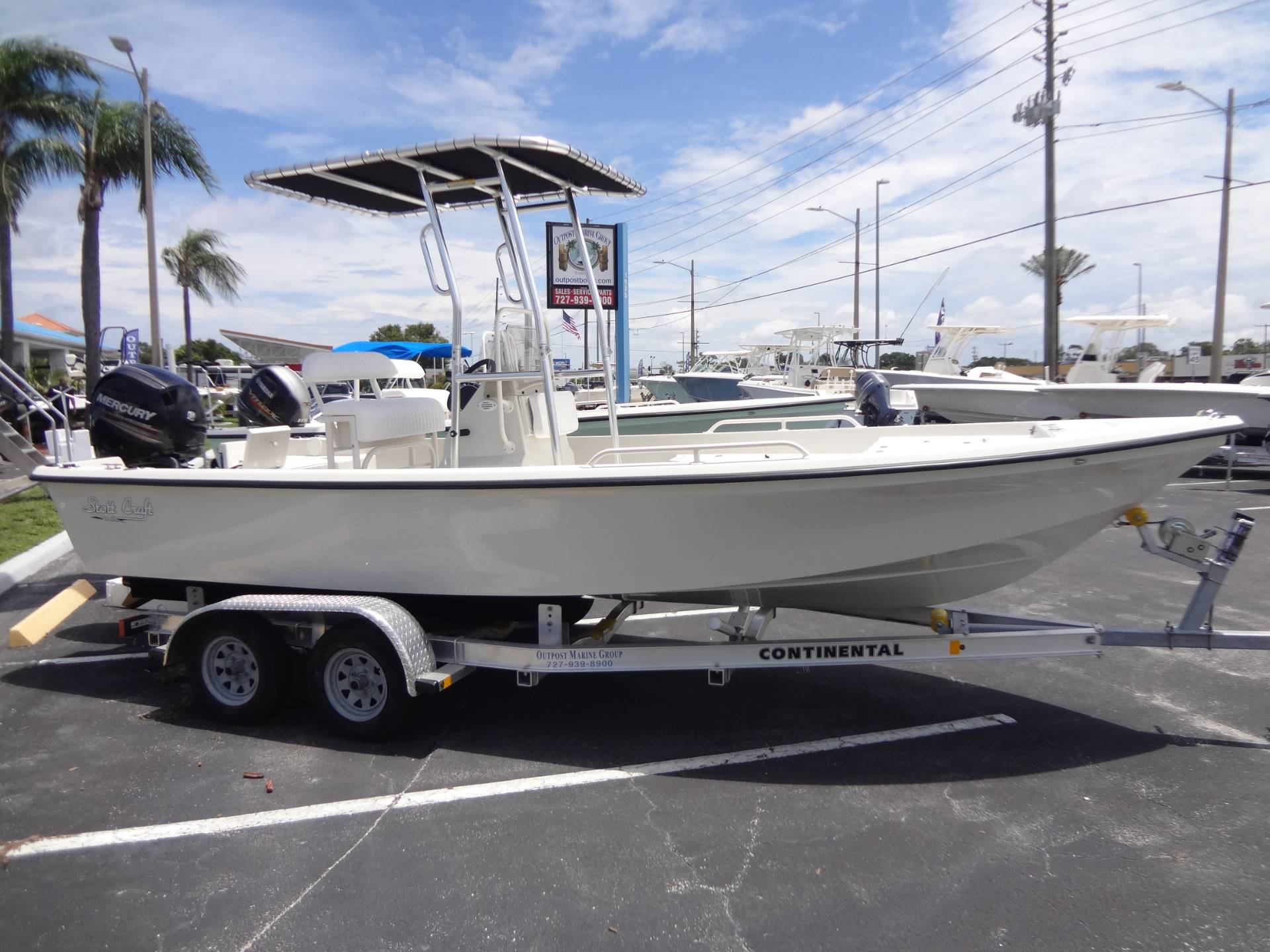 2019 Stott Craft SCV2160 in Holiday, Florida - Photo 12