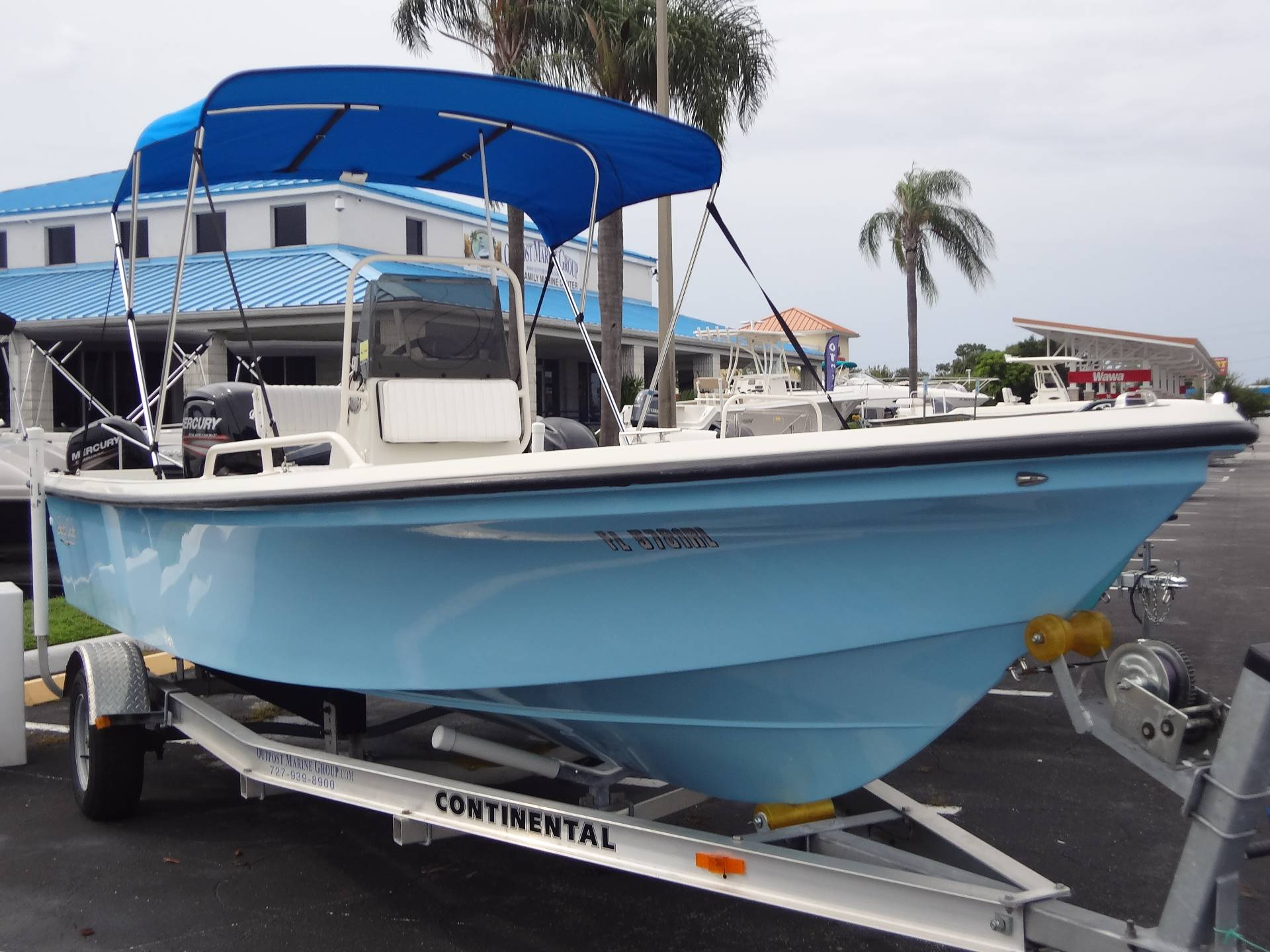 2018 Stott Craft SCV 2160 in Holiday, Florida - Photo 2