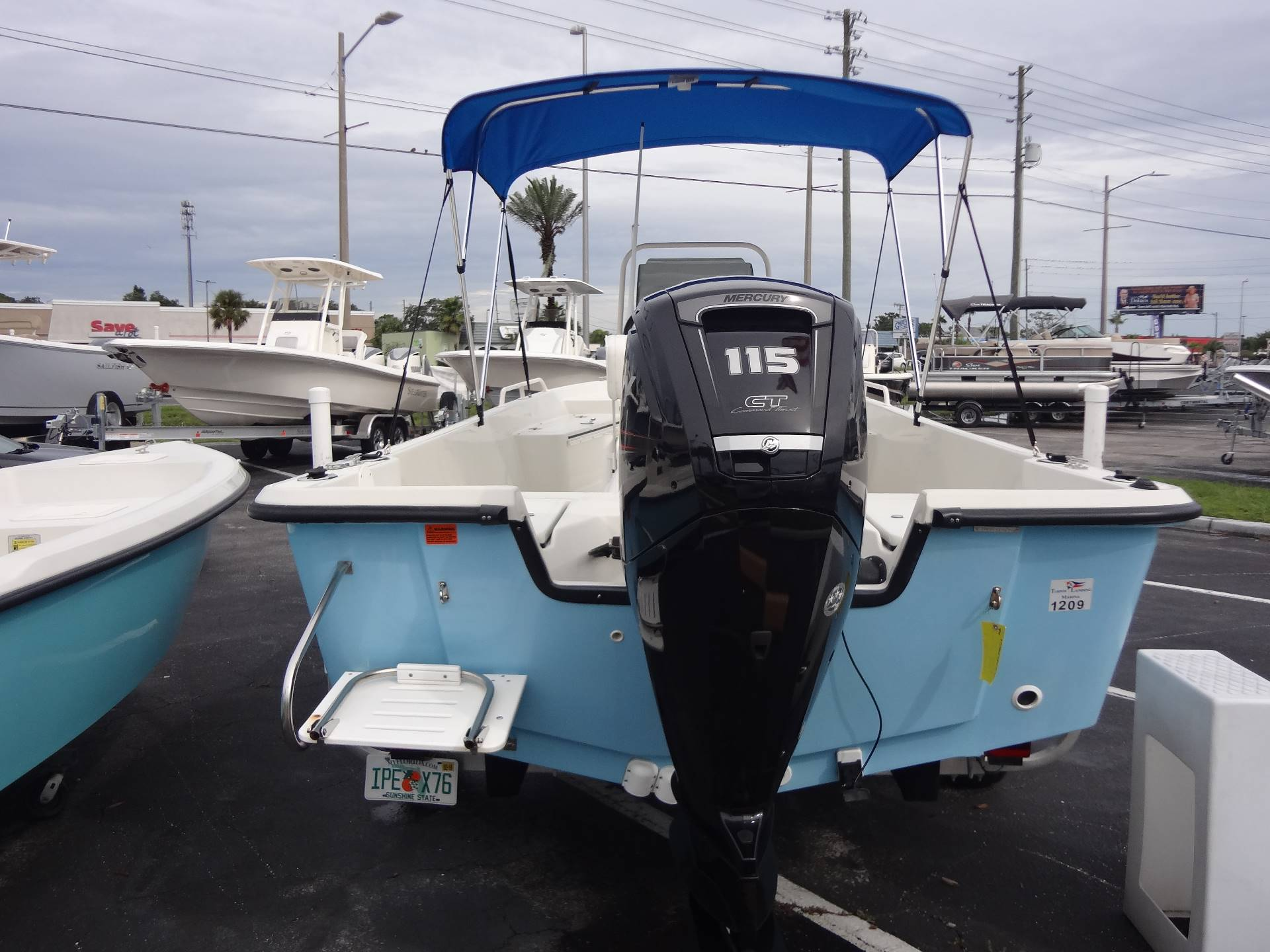 2018 Stott Craft SCV 2160 in Holiday, Florida - Photo 7
