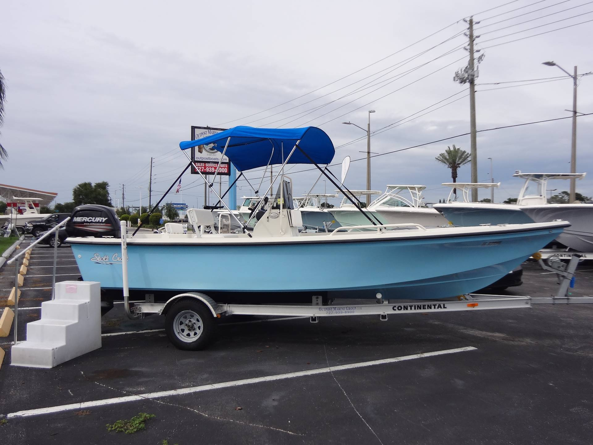 2018 Stott Craft SCV 2160 in Holiday, Florida - Photo 12