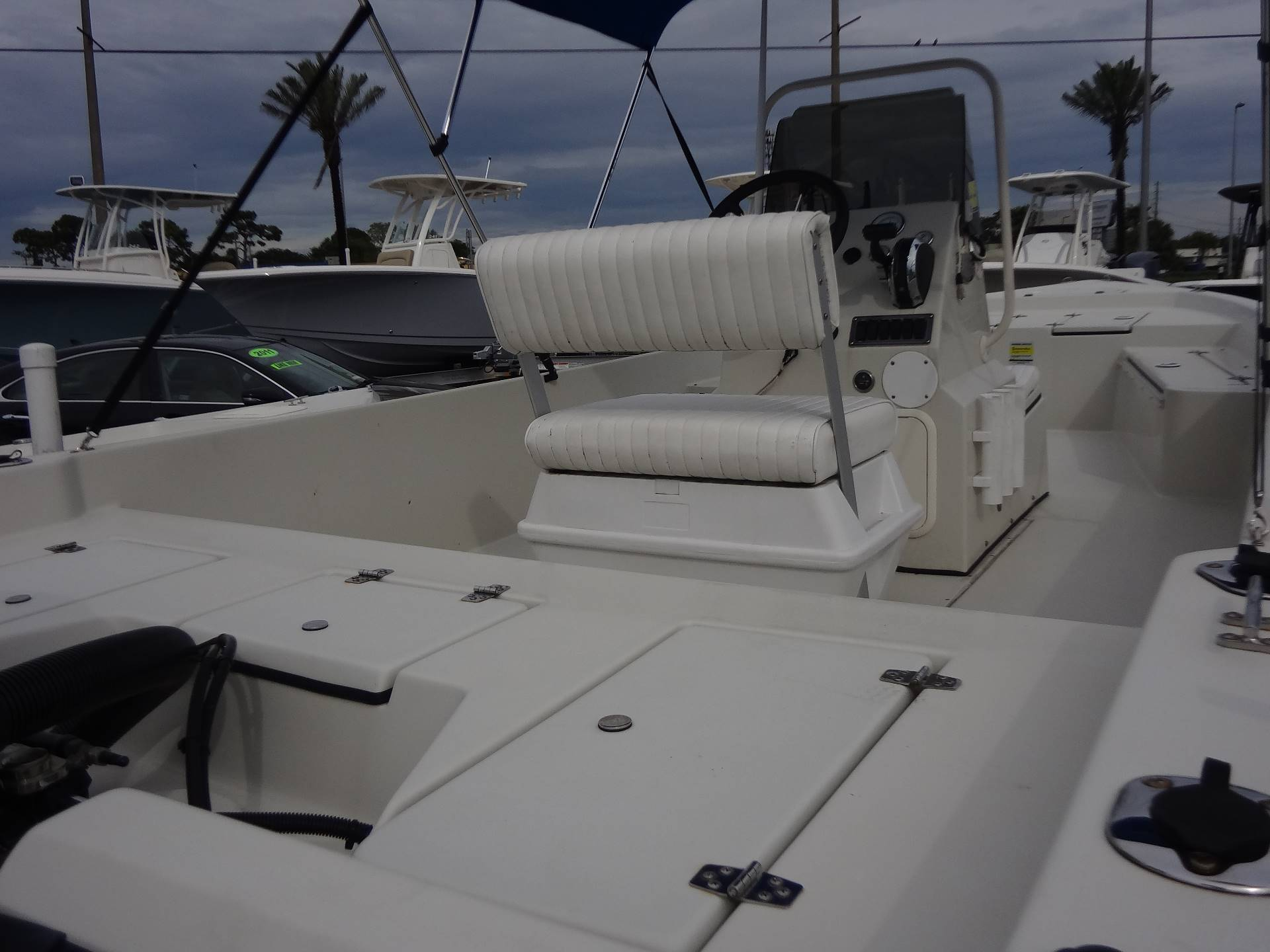 2018 Stott Craft SCV 2160 in Holiday, Florida - Photo 15
