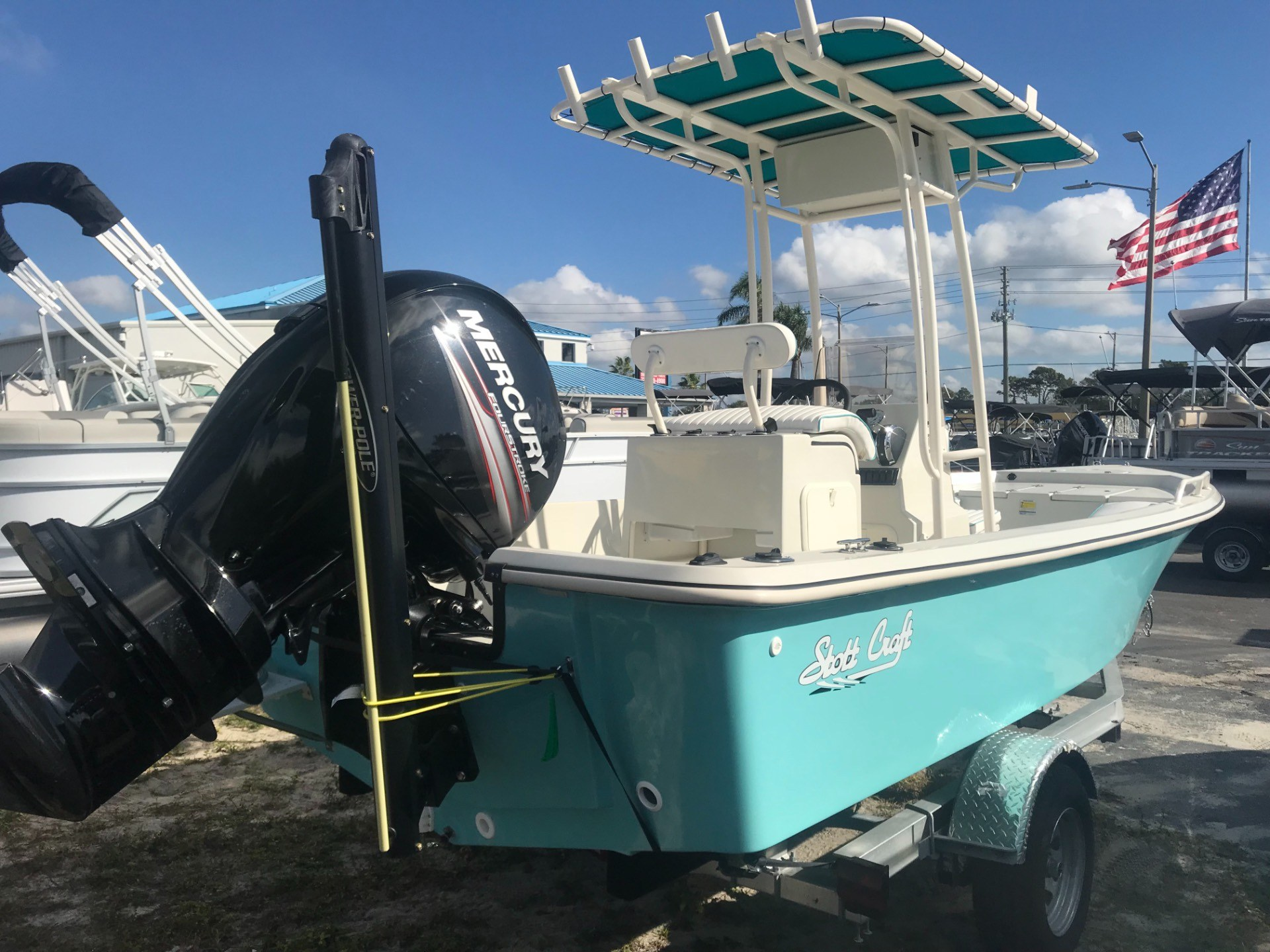 2018 Stott Craft SCV 2160 in Holiday, Florida