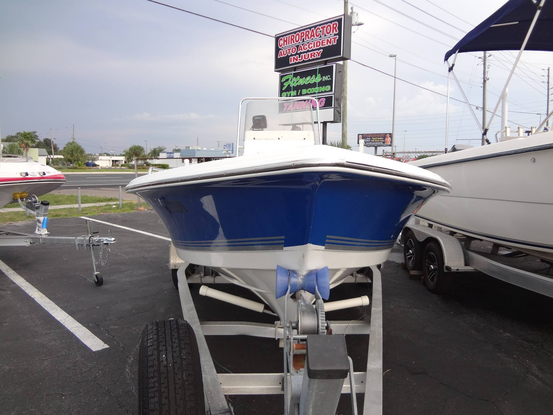 2005 Sea Pro SV1900CC Bay Boat in Holiday, Florida - Photo 2